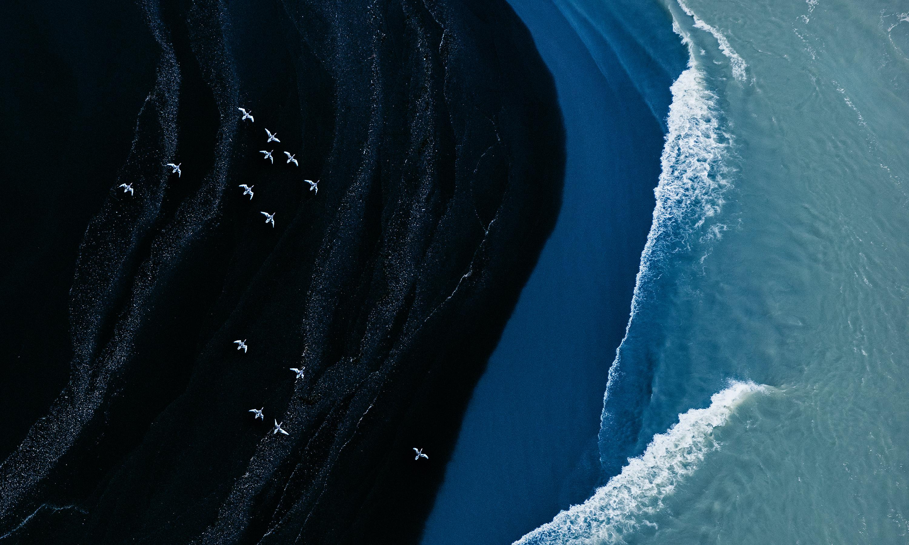 Zack Seckler's best photograph: wild Iceland from the air