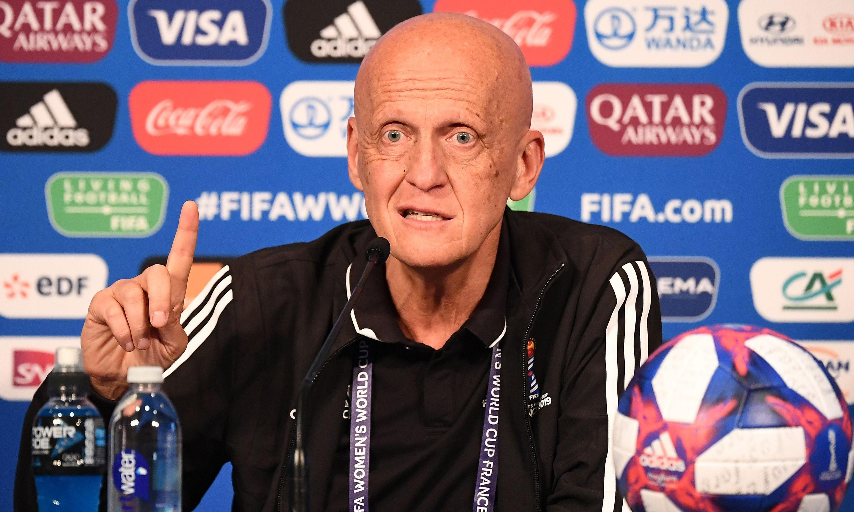 Bielsa-esque Pierluigi Collina defends referees and Fifa's new rules