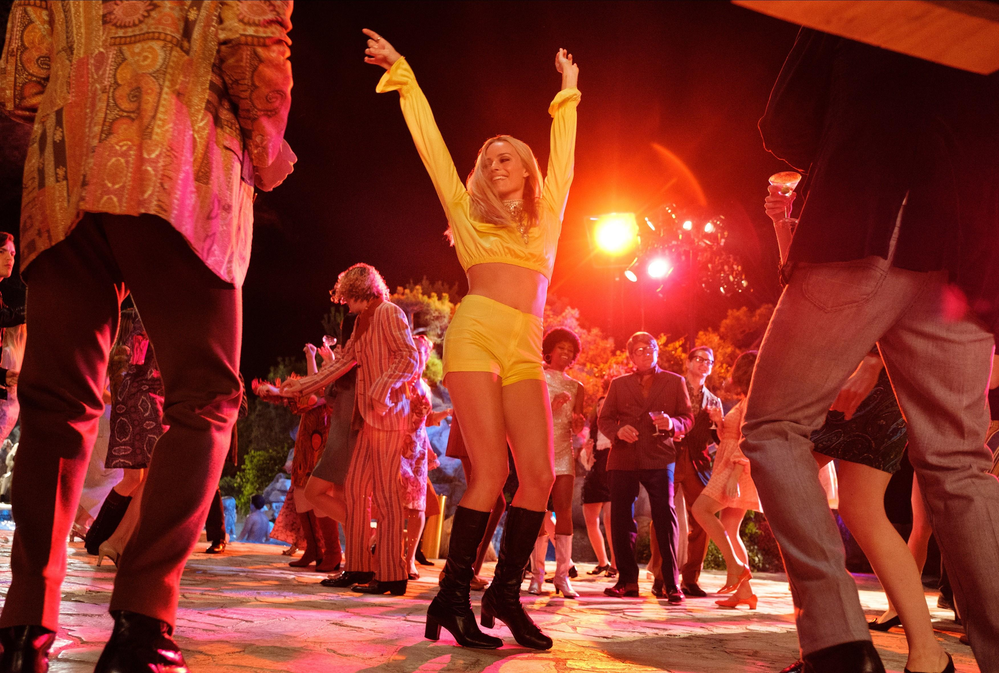 The 50 best films of 2019 in the US: No 7 – Once Upon a Time in Hollywood