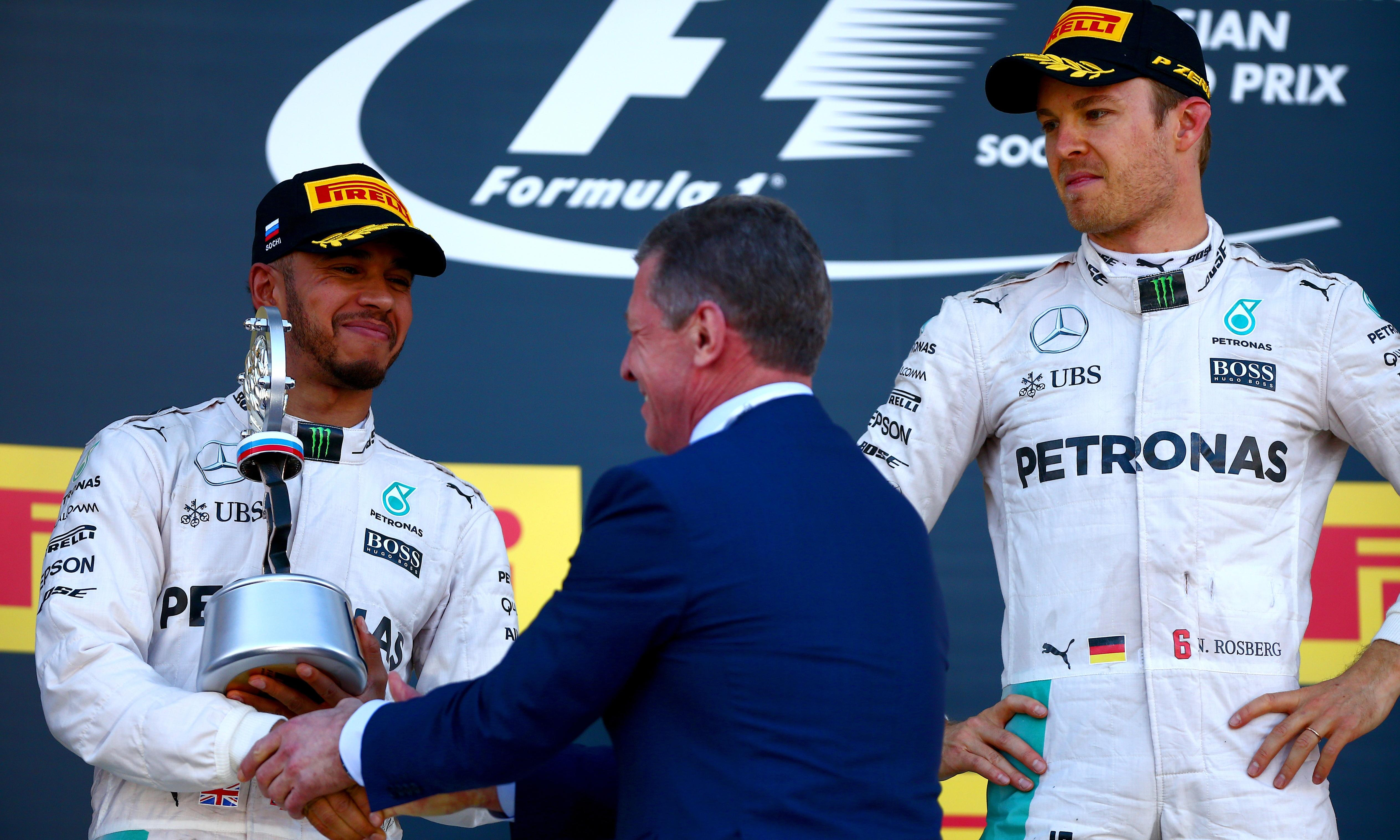 Lewis Hamilton tells F1 fans to forget about Mercedes conspiracy theories