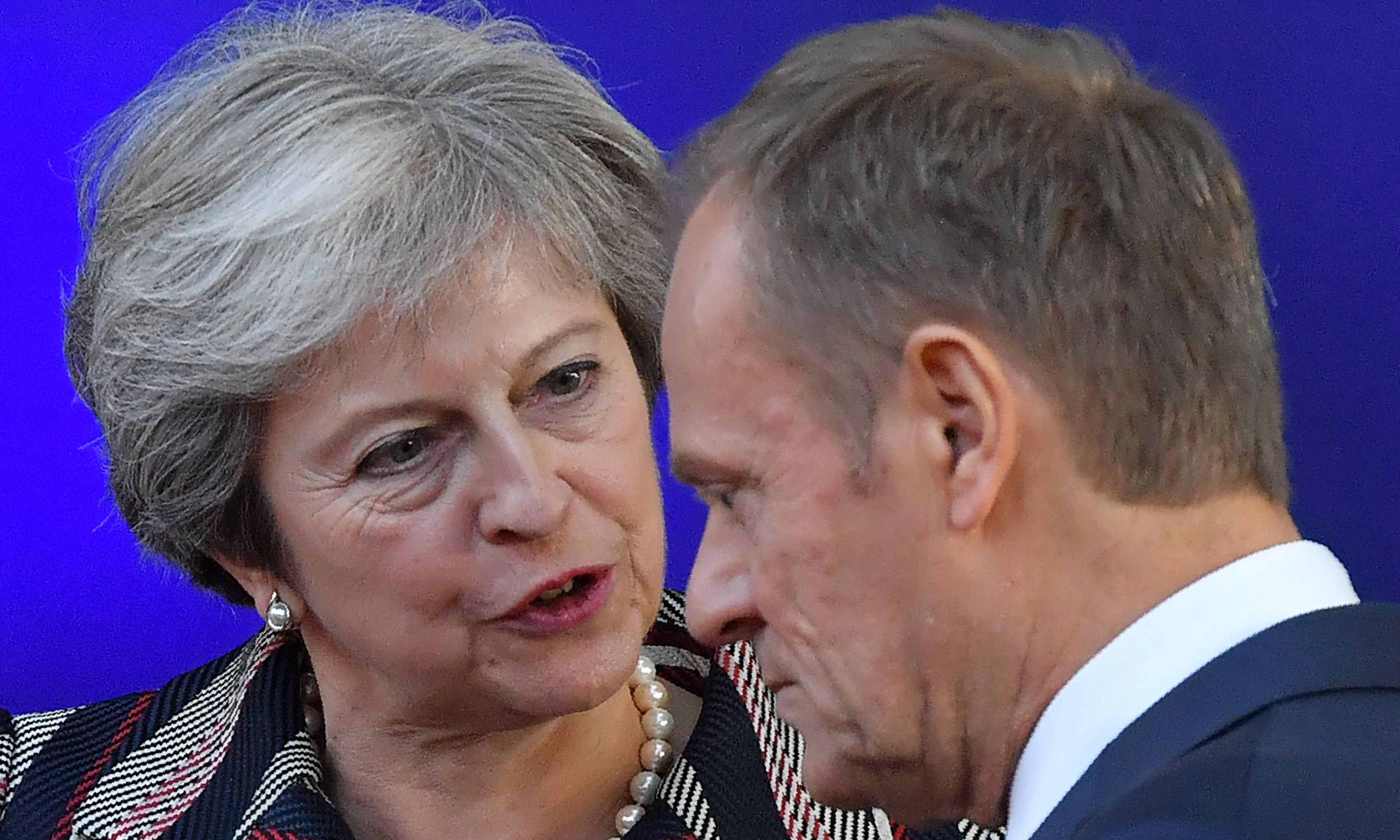 Is Theresa May any closer to a Brexit deal after Brussels summit?