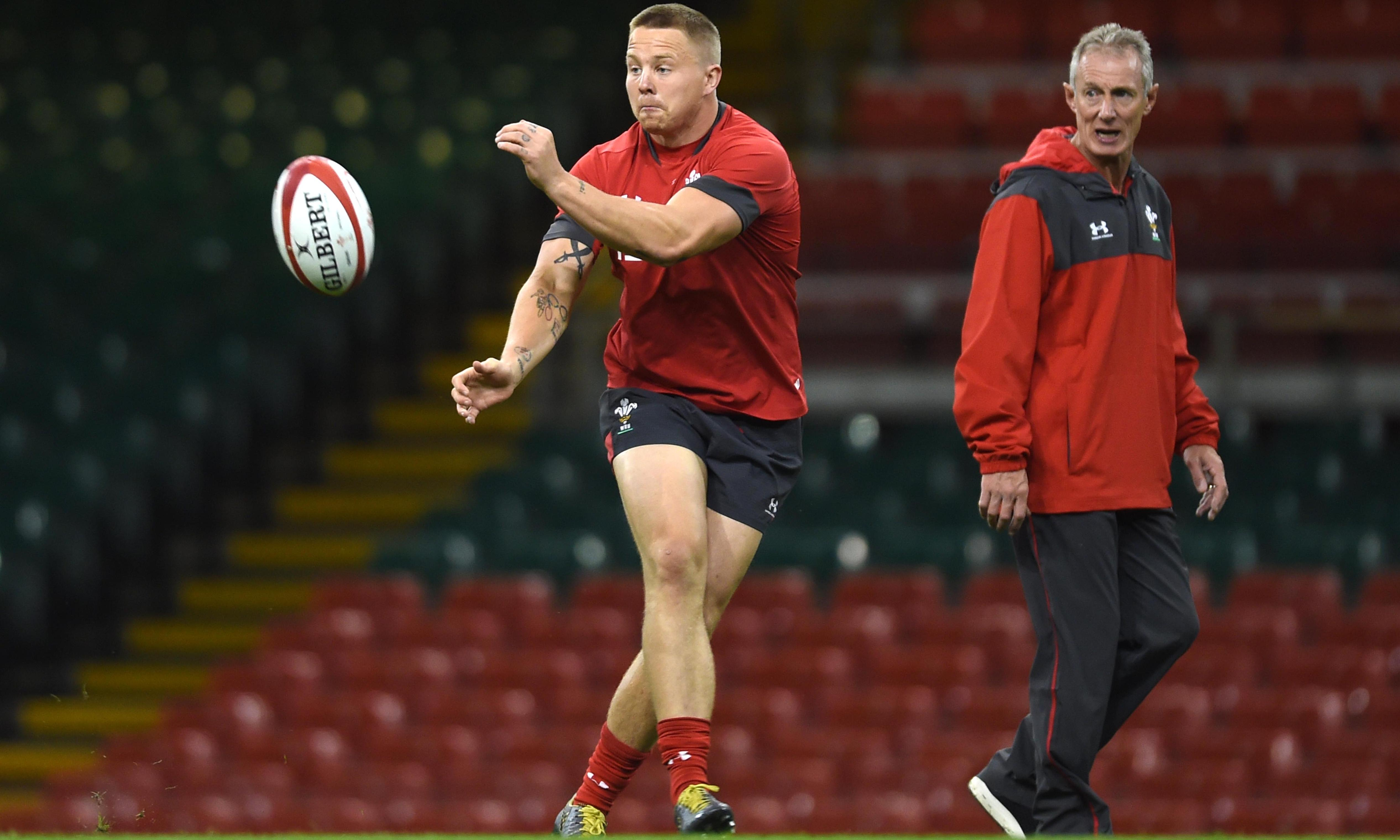 Wales's James Davies: 'I take opportunities and change opinions'