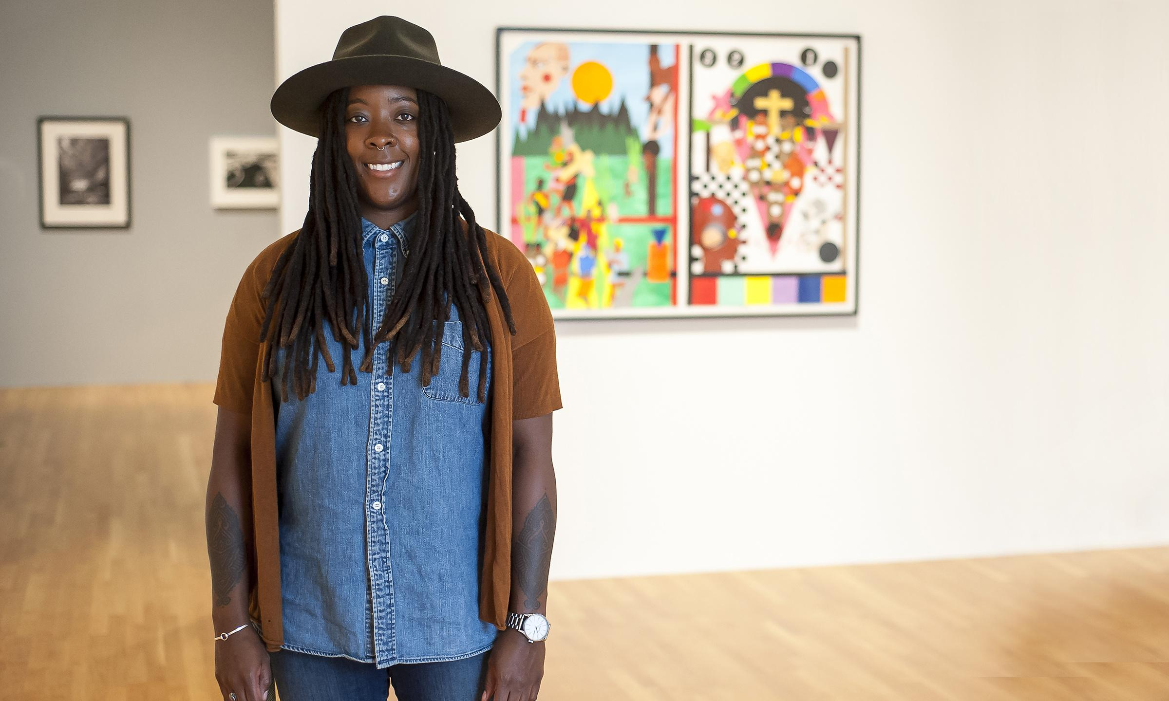 'People are sometimes mad at me': behind Nina Chanel Abney's provocative art