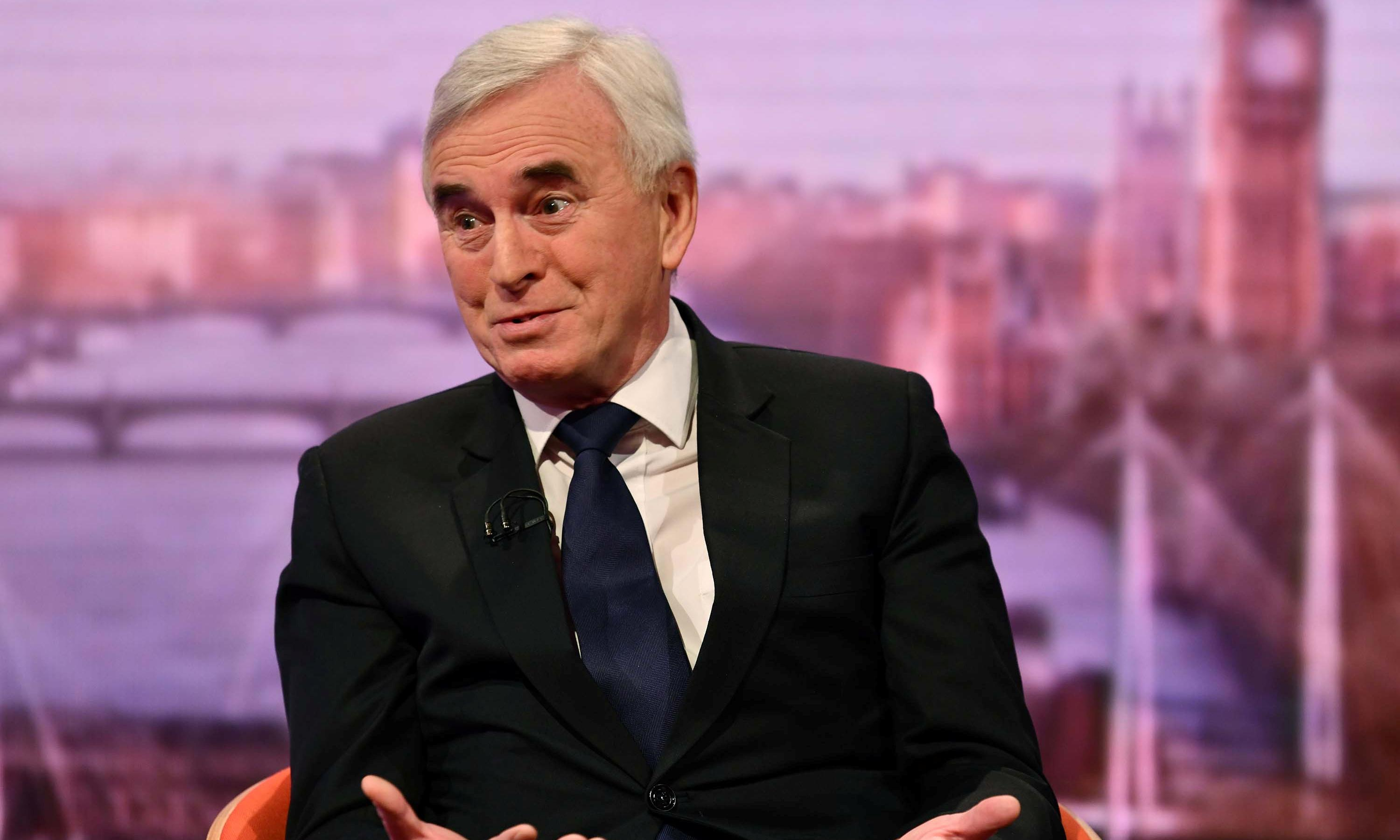 Labour MPs warned: quit the party and risk a decade of Tory rule