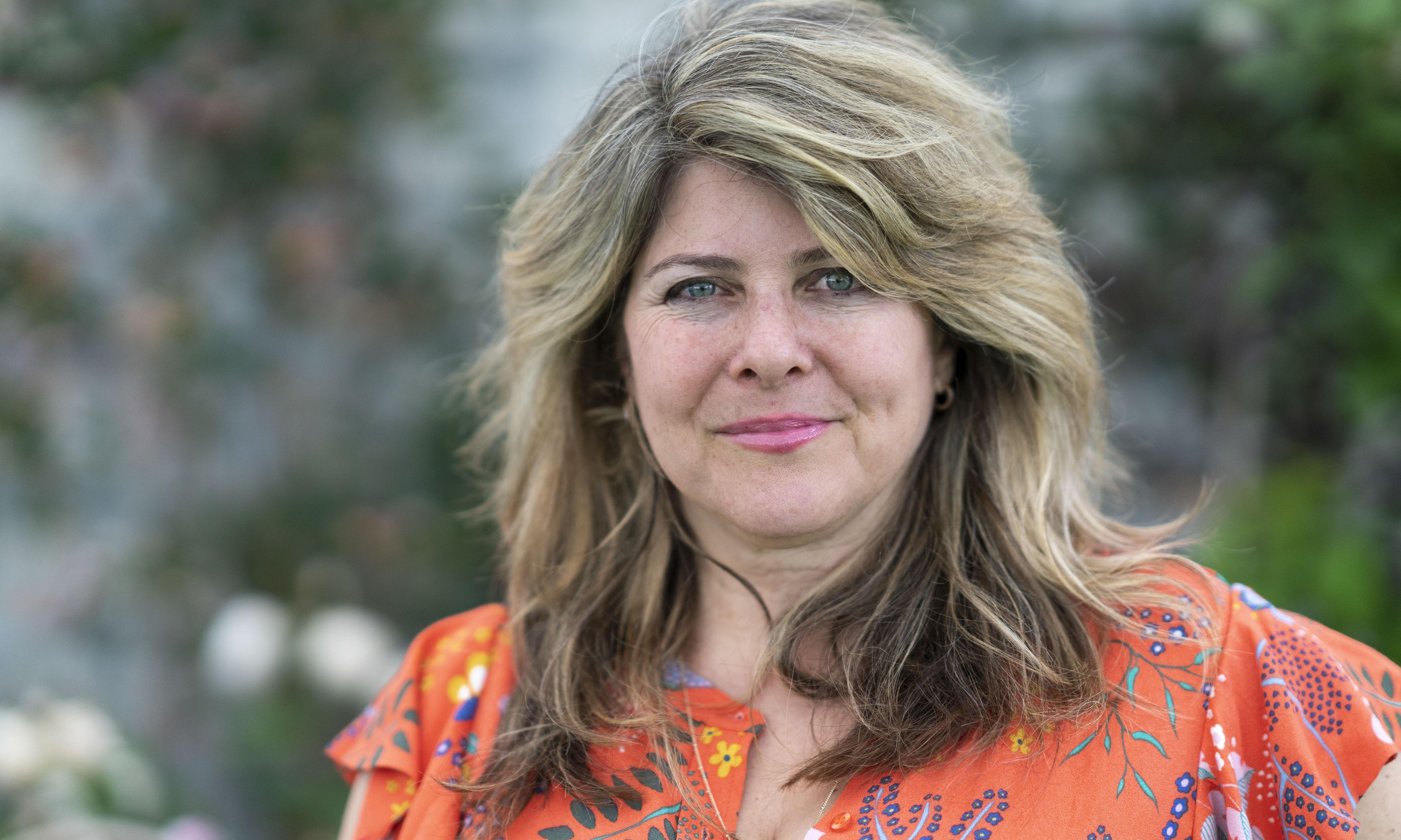 Naomi Wolf faces 'new questions' as US publisher postpones latest book