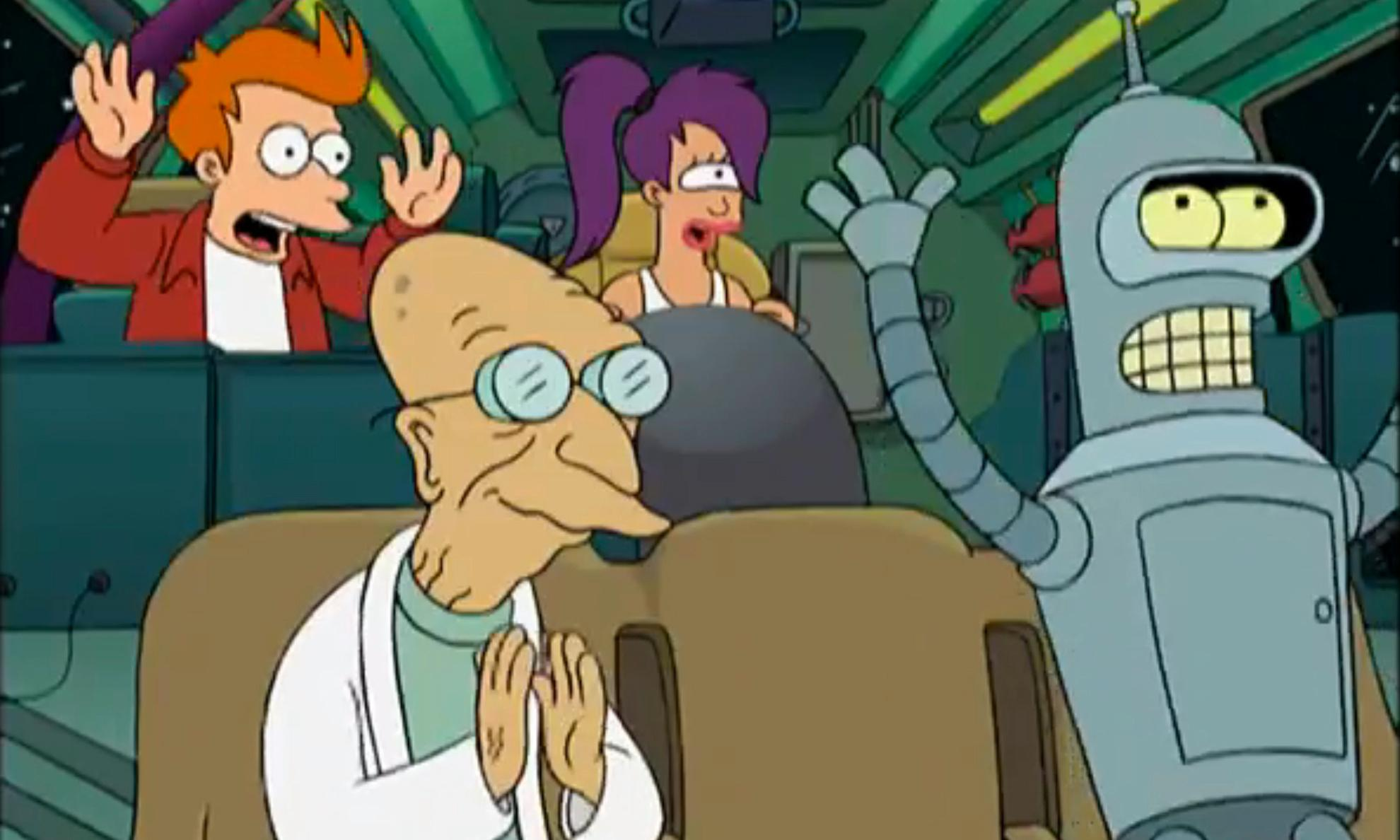 Space oddities: why the Futurama reboot went from sci-fi to sci-why