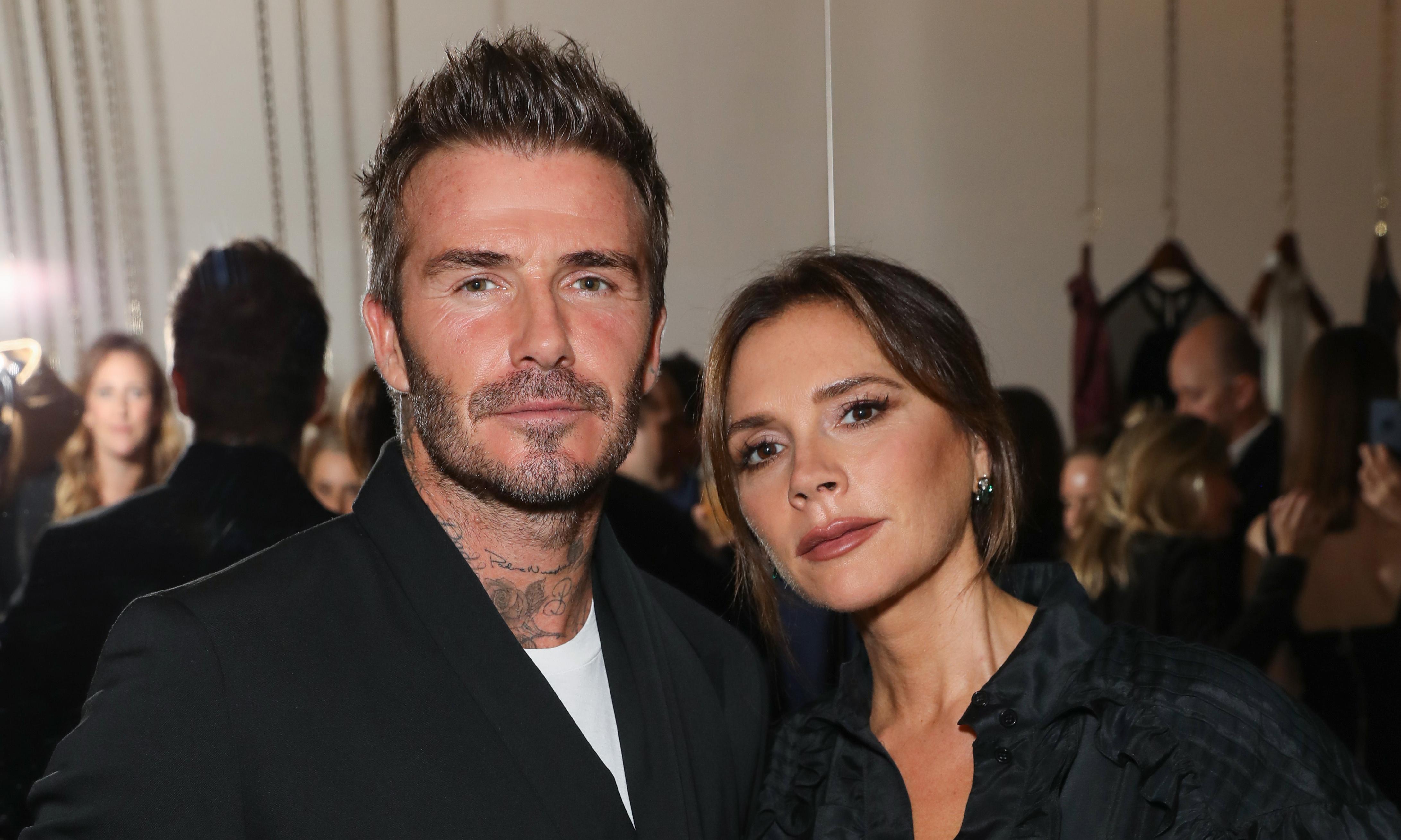 Beckhams in £38m dividend payout despite profits plunge