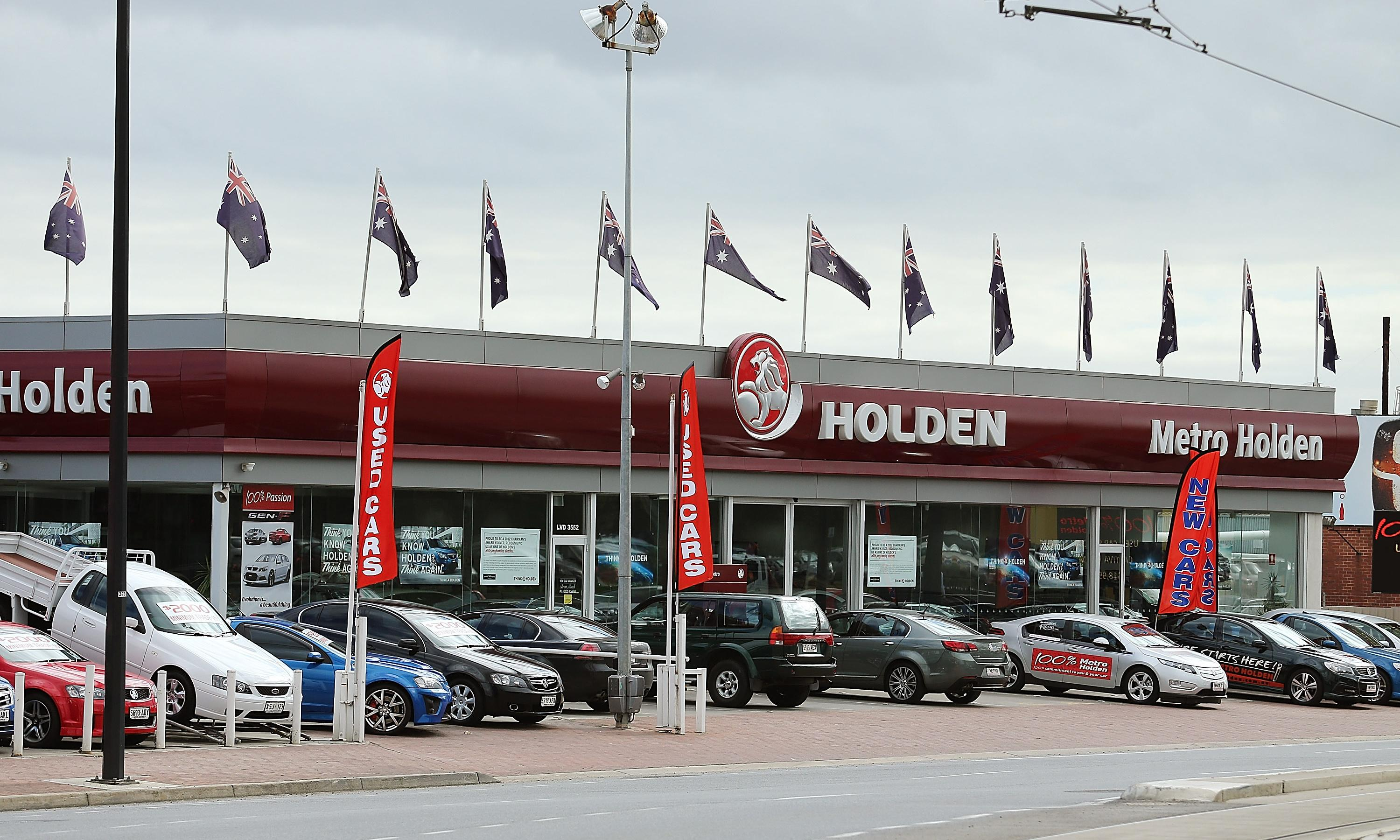 Holden dealers told to slash new car prices but full discounts unlikely to flow to buyers