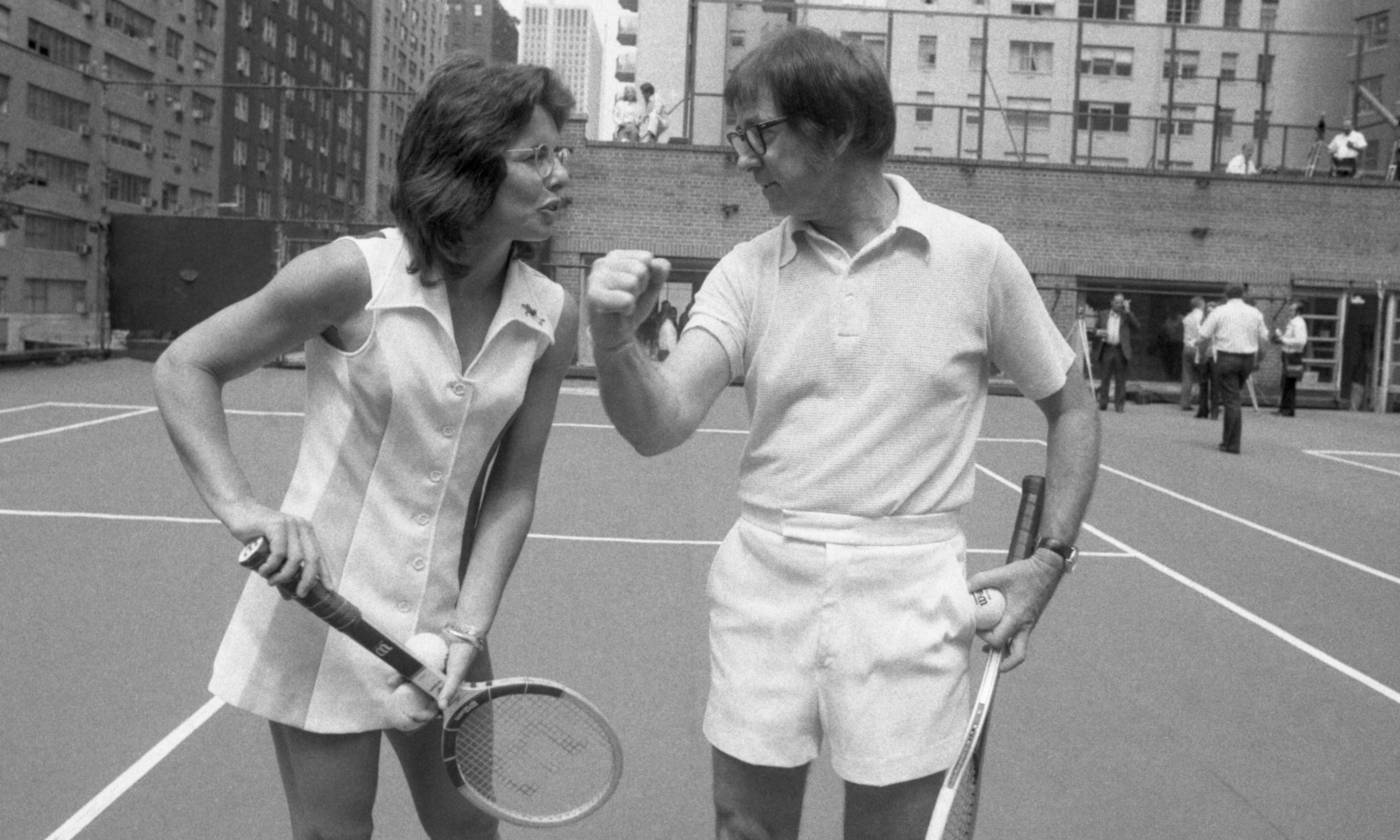 Facts mix with fiction yet Battle of the Sexes may still be underplayed