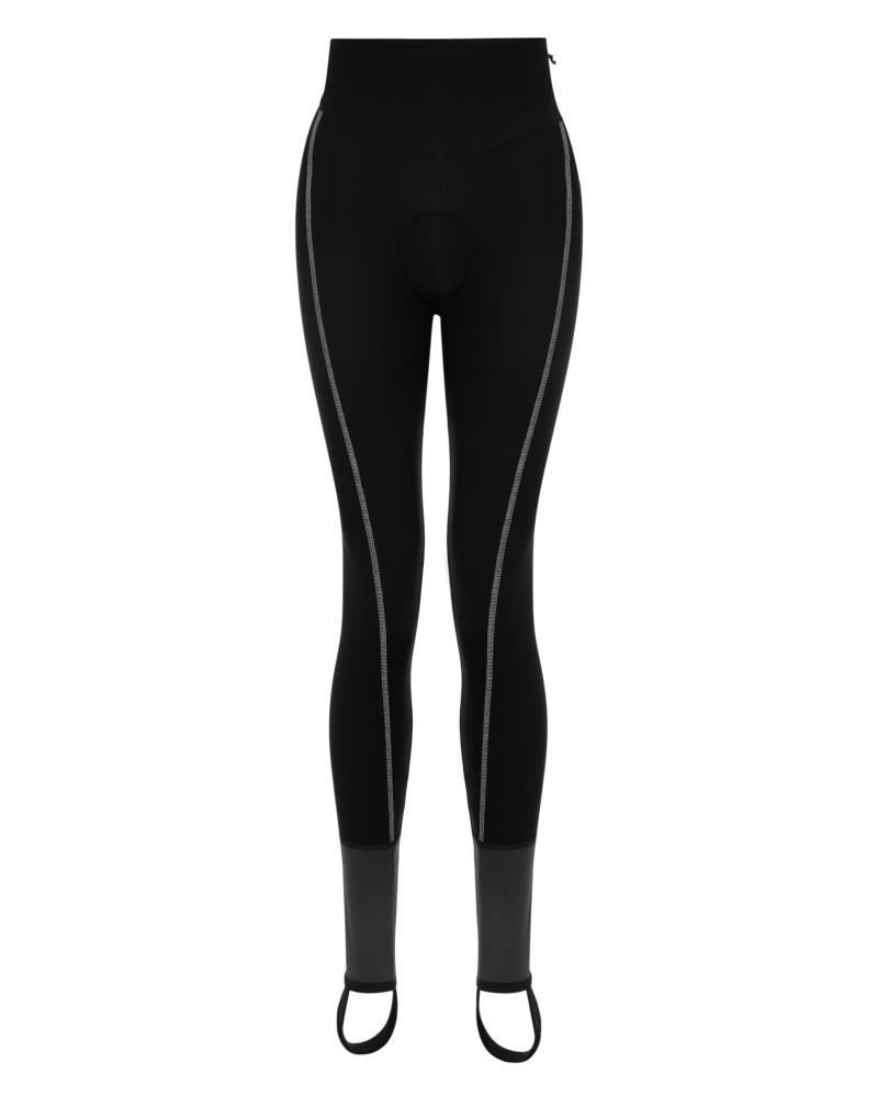 Reflective cycling tights from Fat Lad at the Back