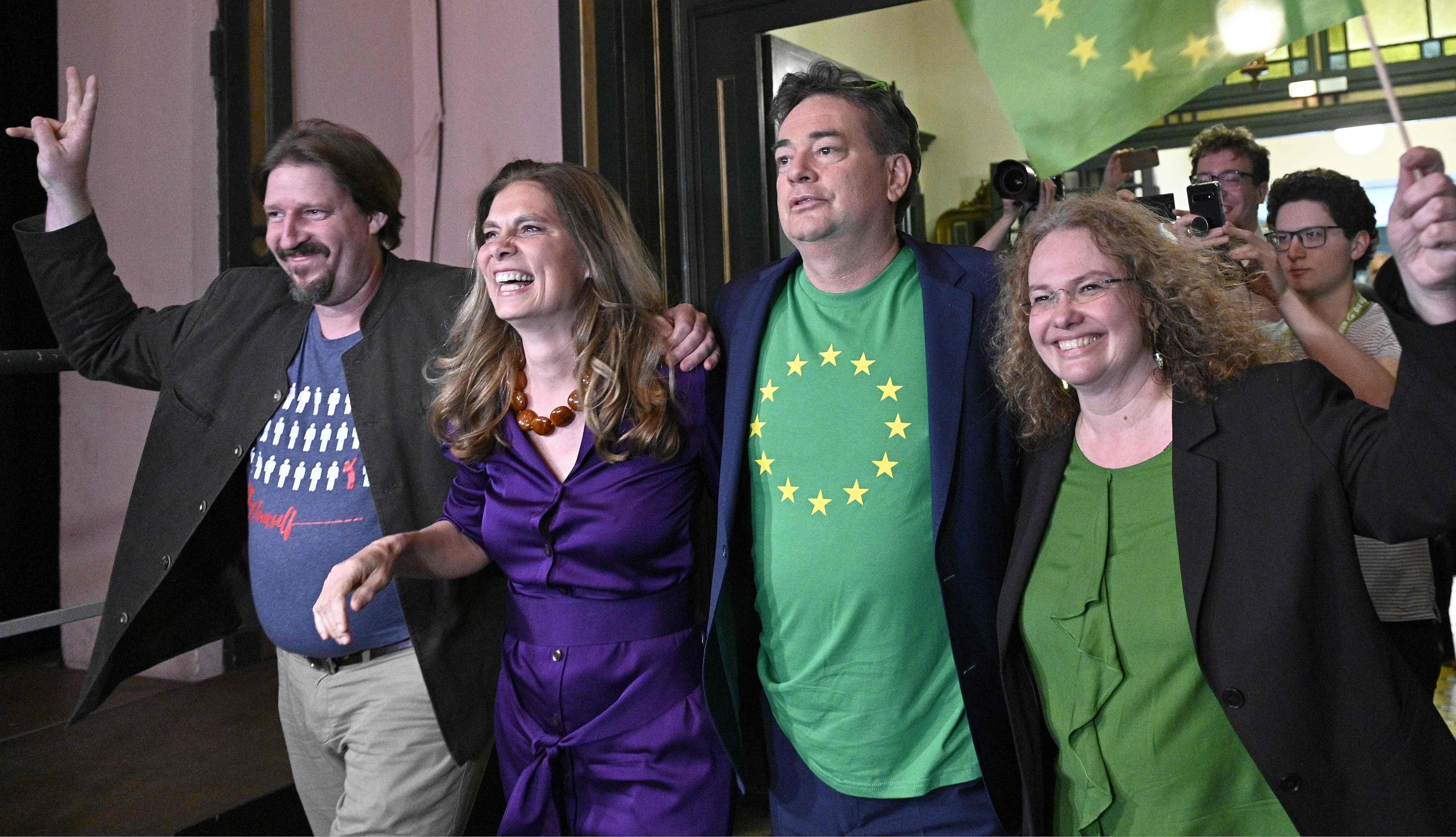An NBA star, a TV chef and a comedian: meet some of the new MEPs