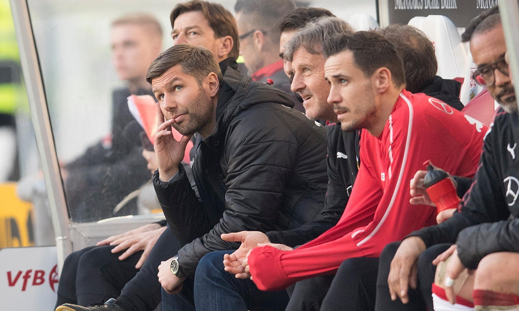 Thomas Hitzlsperger makes swift impact at struggling Stuttgart