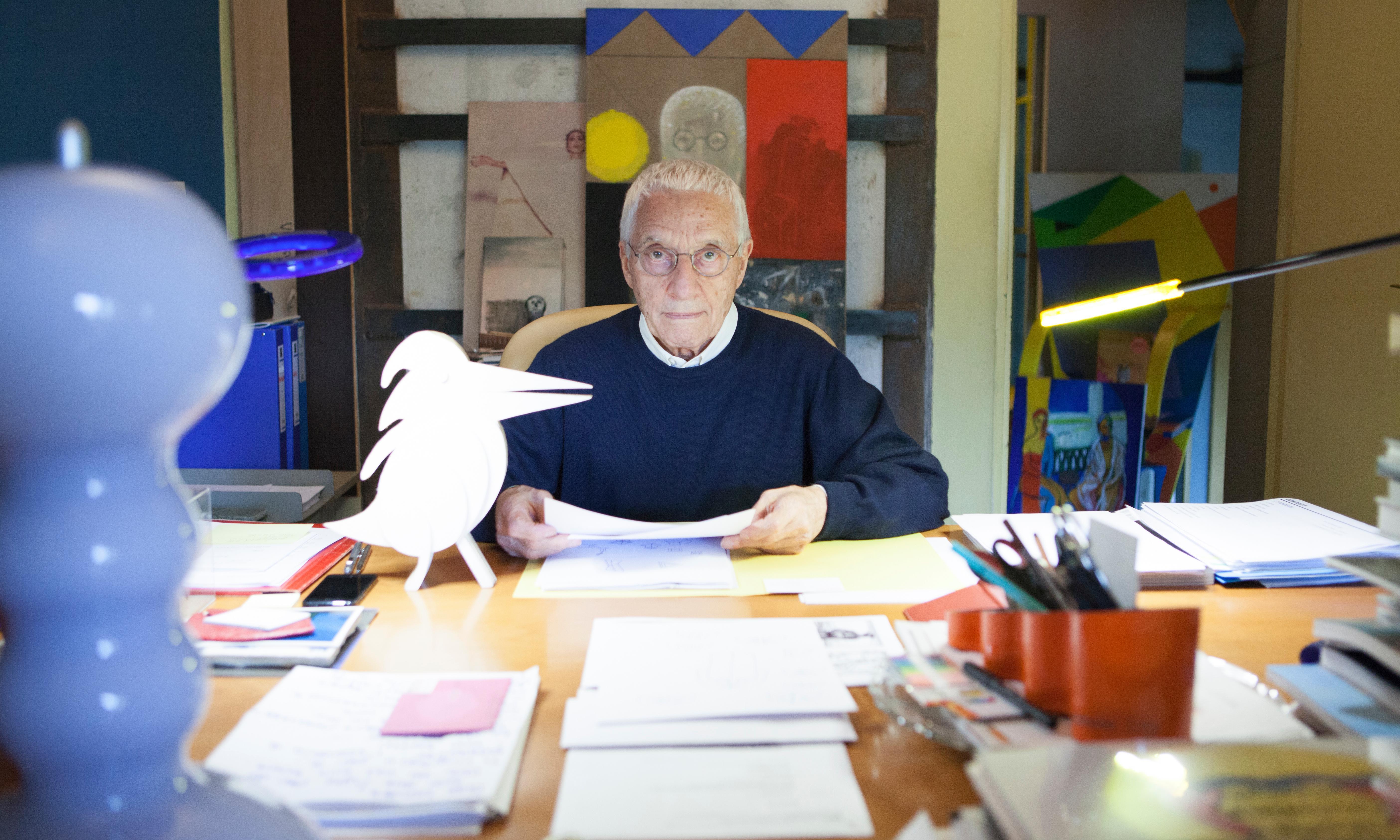 Alessandro Mendini obituary