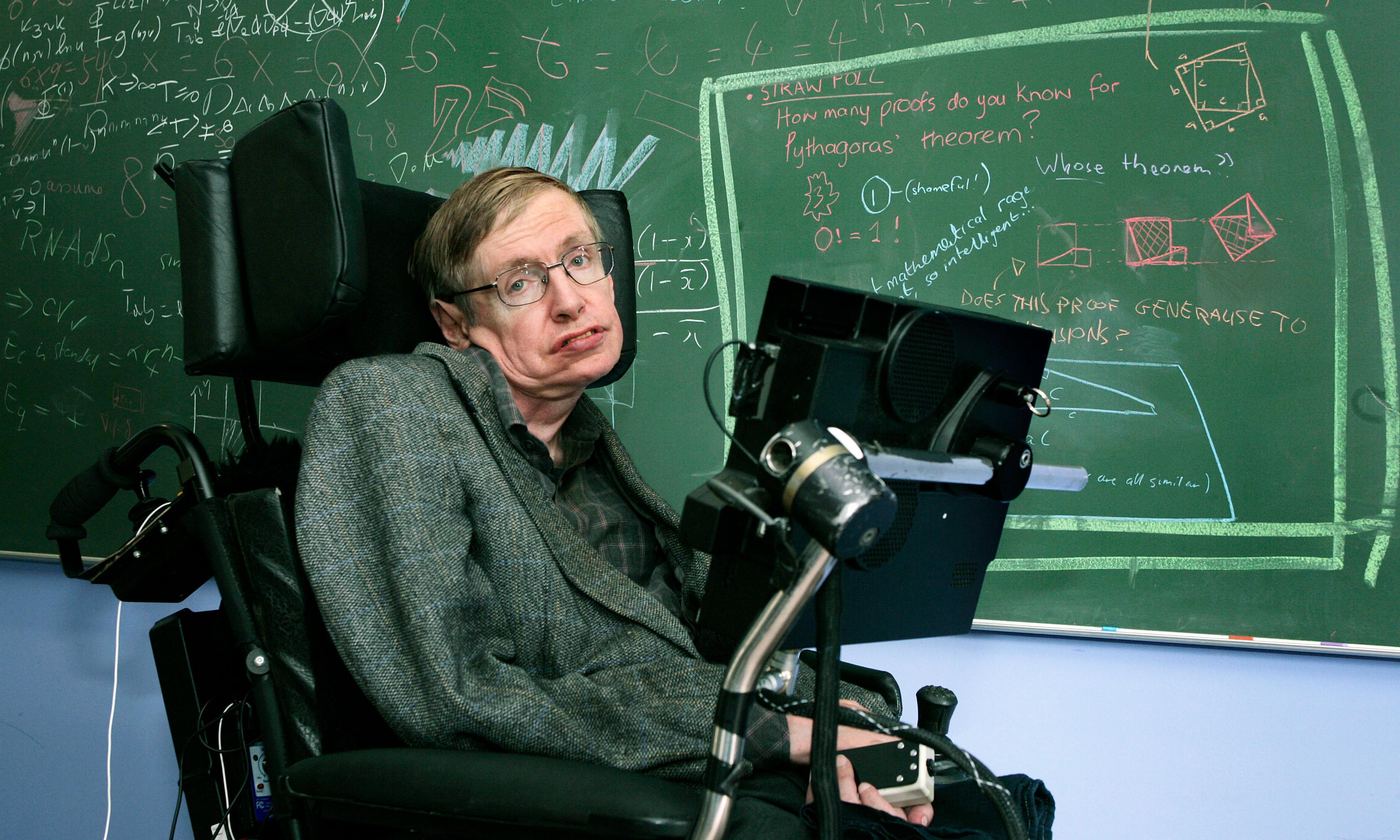'Mind over matter': Stephen Hawking – obituary by Roger Penrose