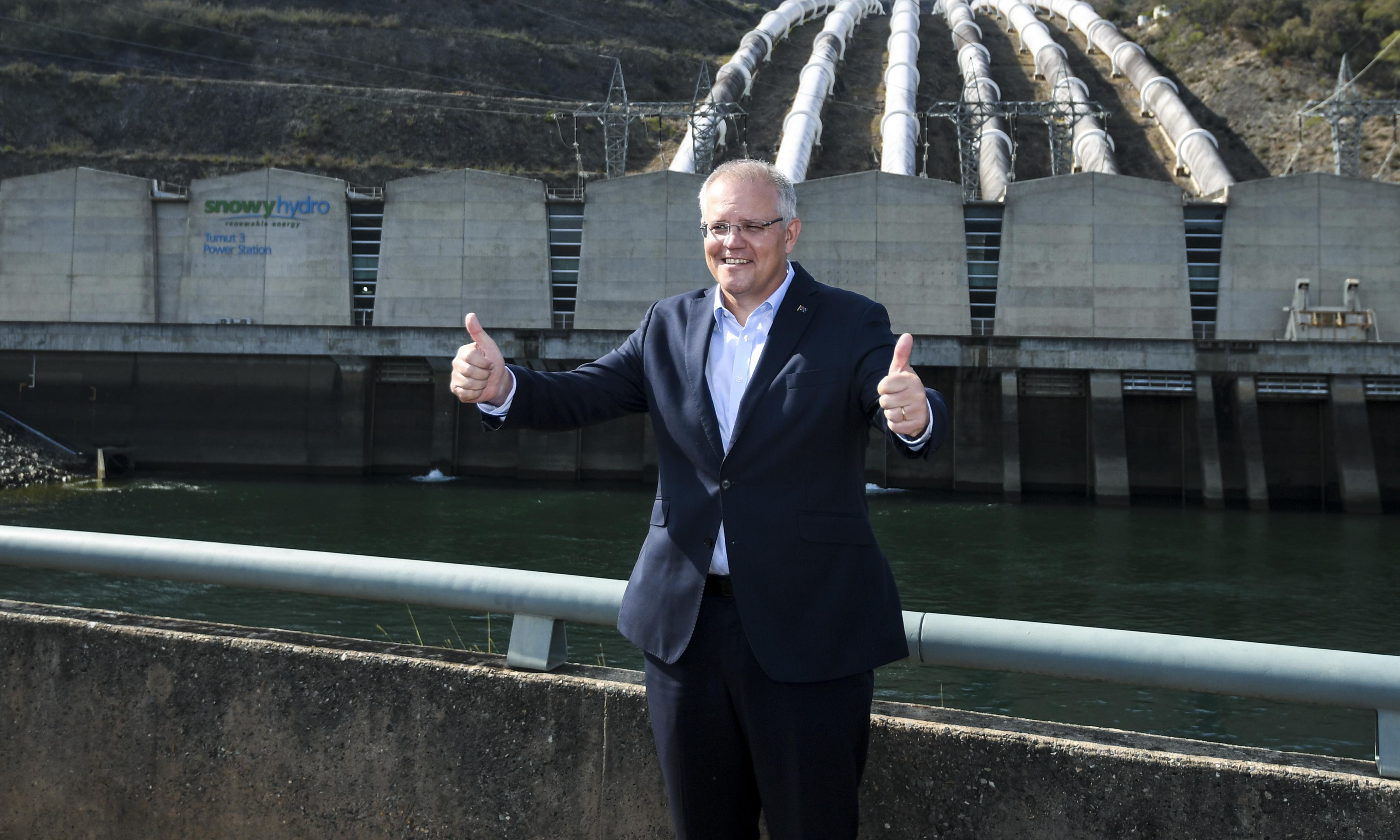Snowy Hydro is a bad deal for taxpayers and must be put on hold