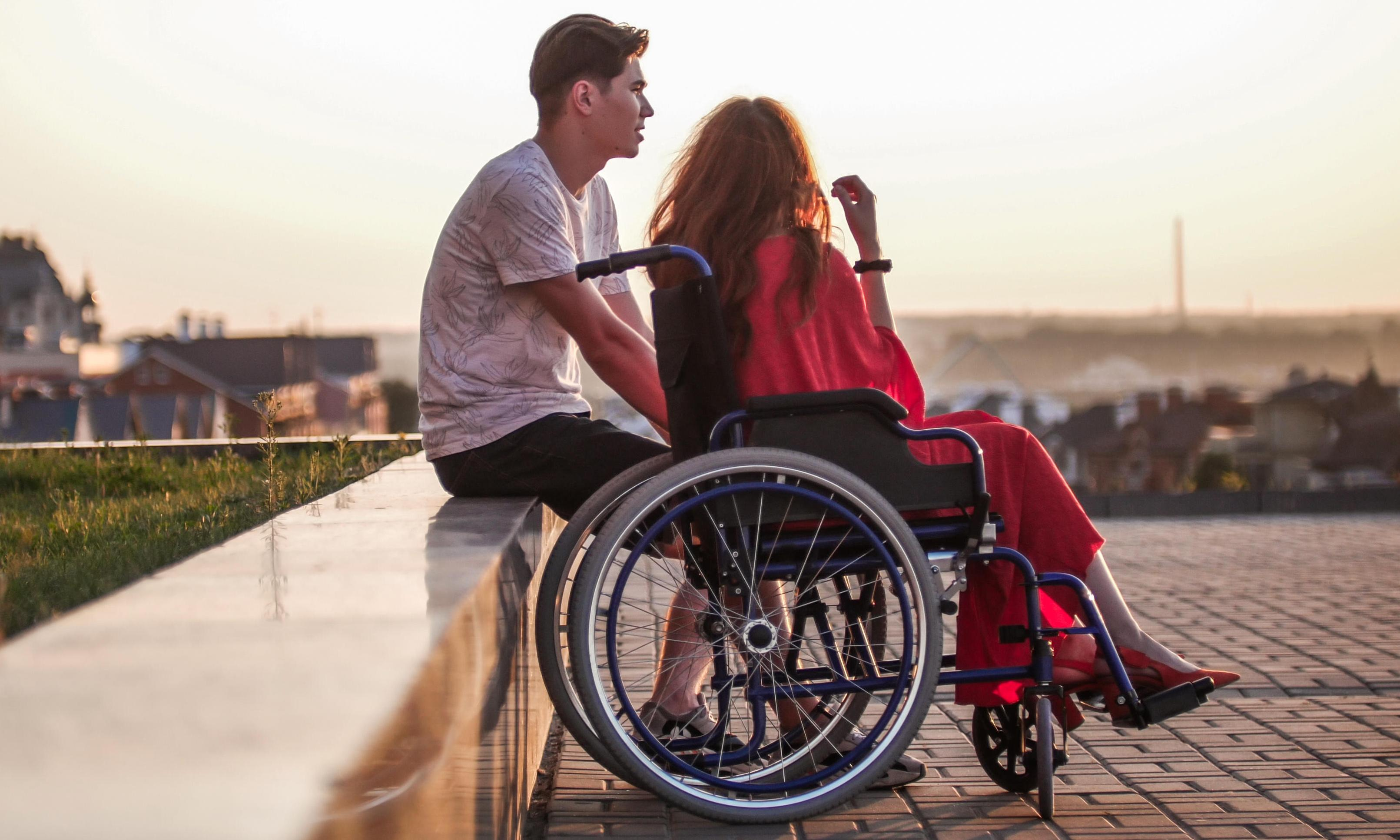The taboos around disability and sex put limits on everyone, disabled or not