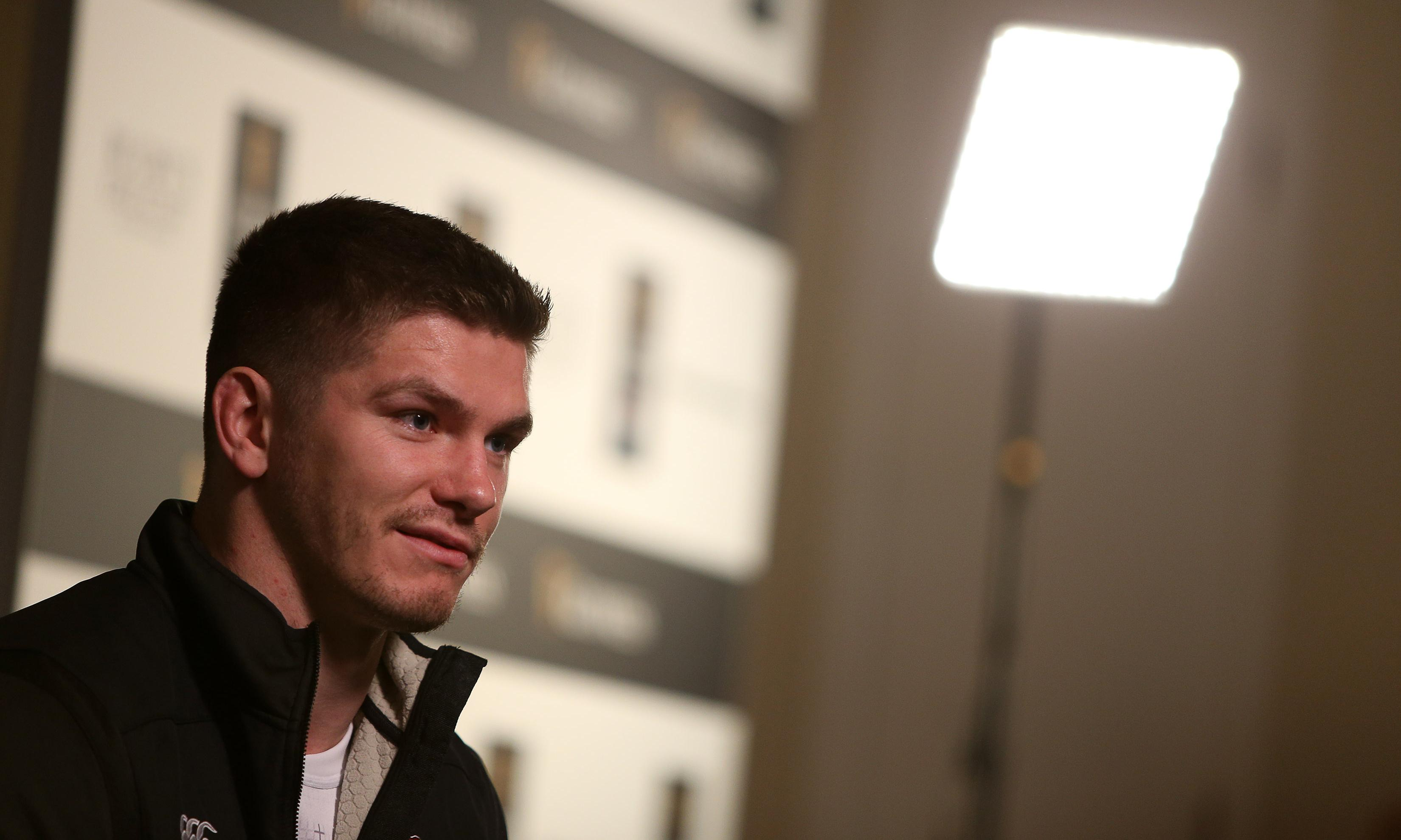 Owen Farrell expects to be fit to face Ireland in England's Six Nations opener