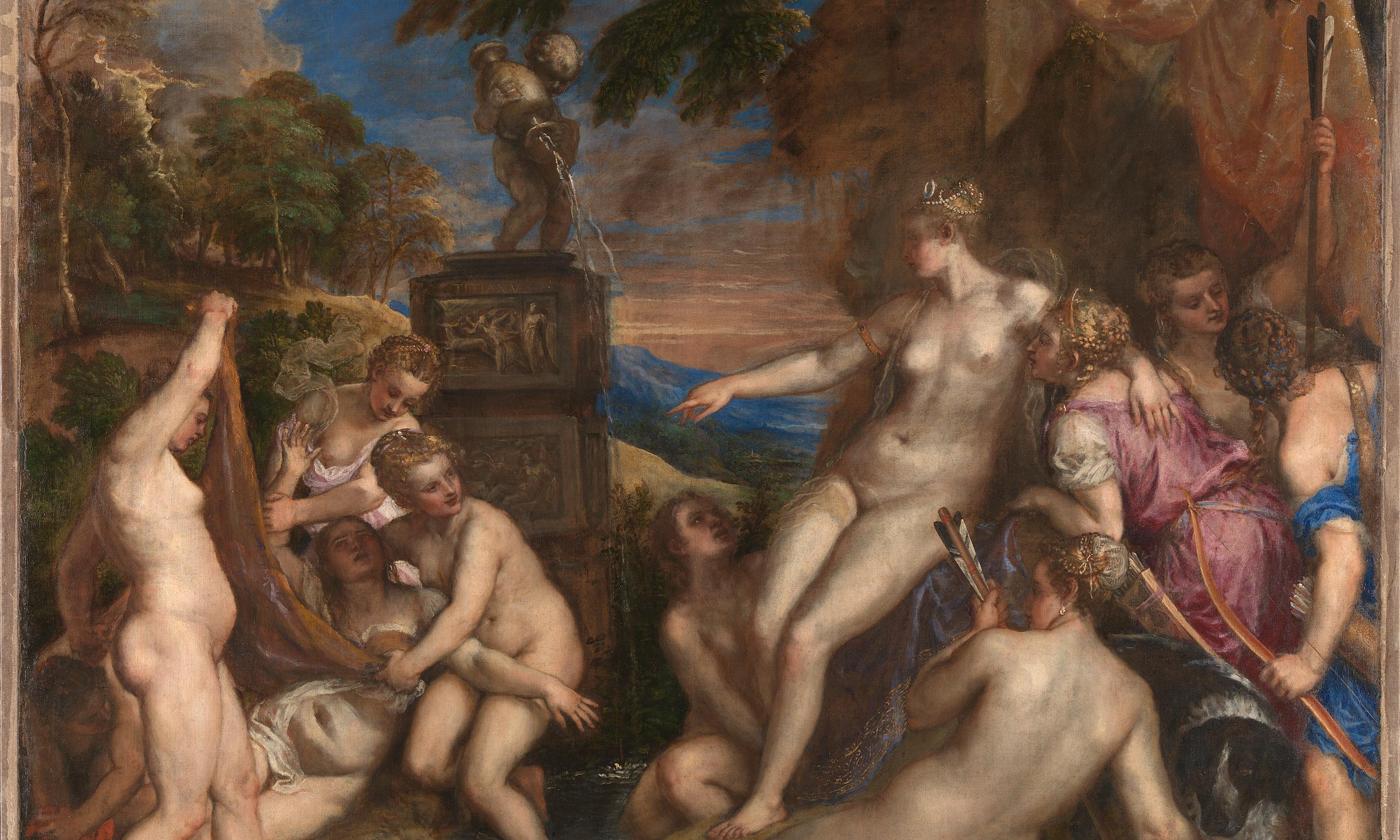 Titian masterpieces to be displayed together for first time since 1704