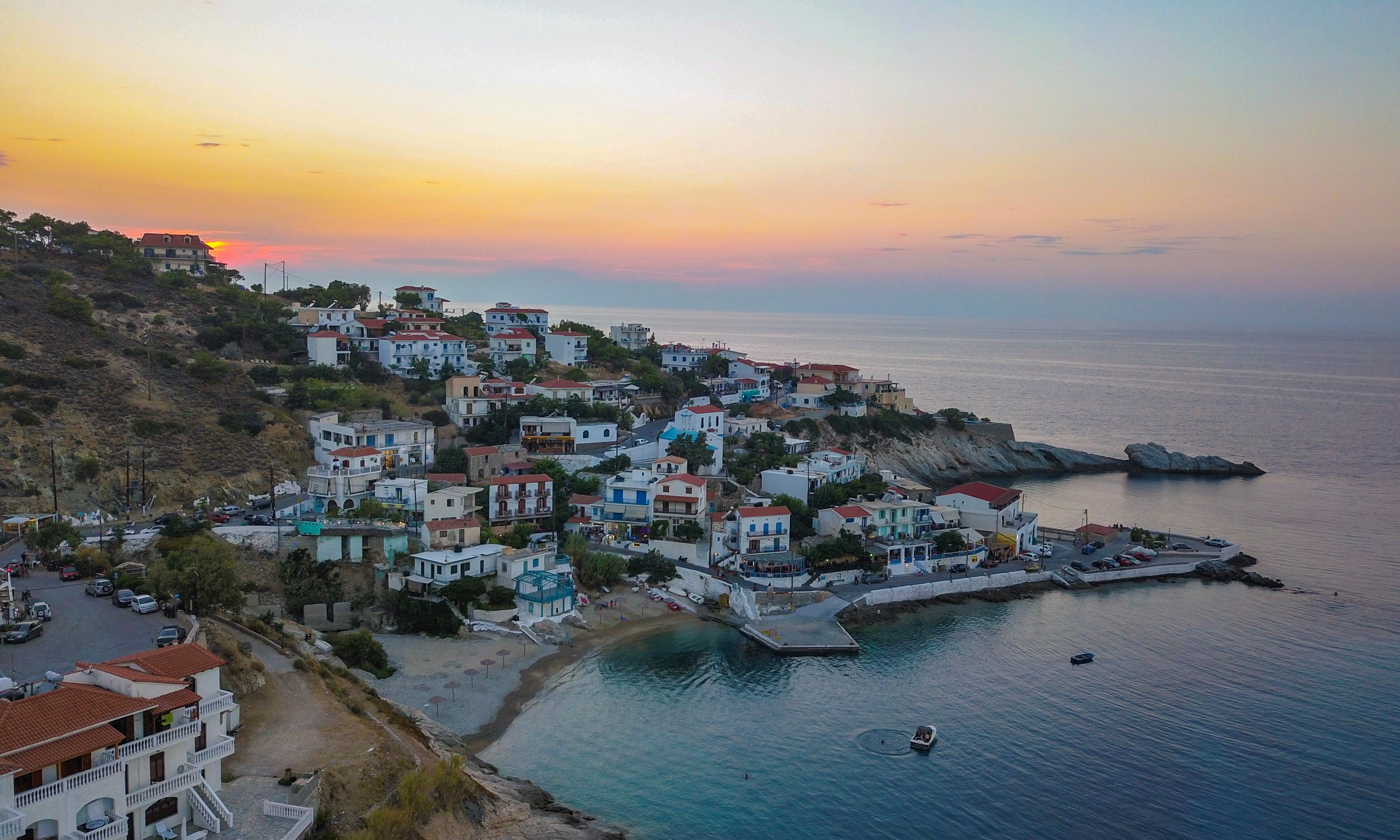 All over the Aegean: a great Greek island-hopping odyssey