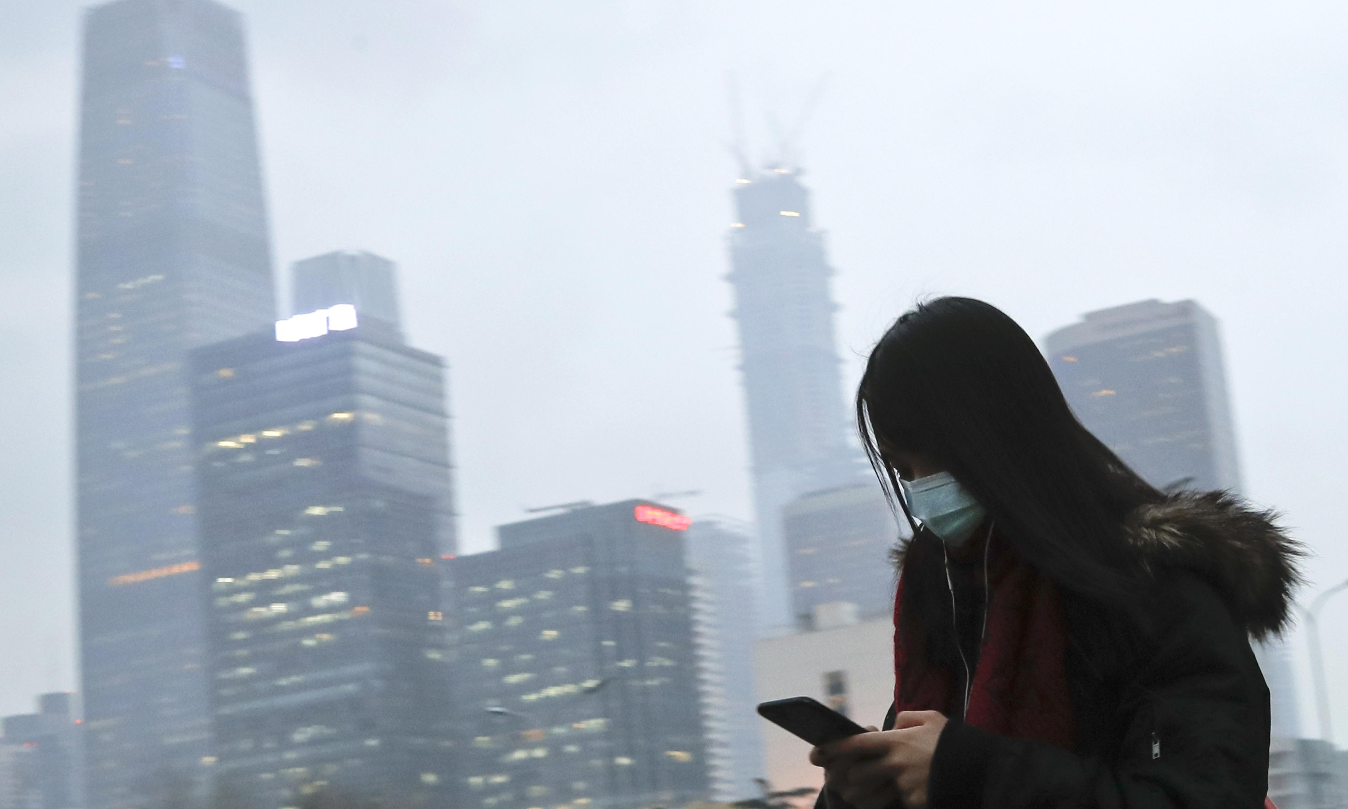 Air pollution 'may affect number of eggs ovaries can produce'