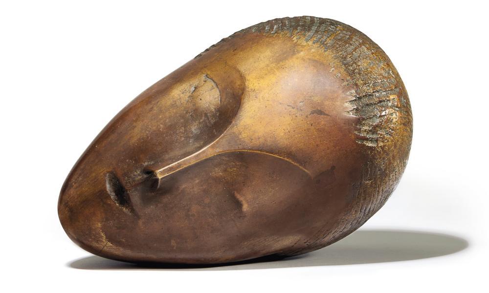 Brancusi's La muse endormie