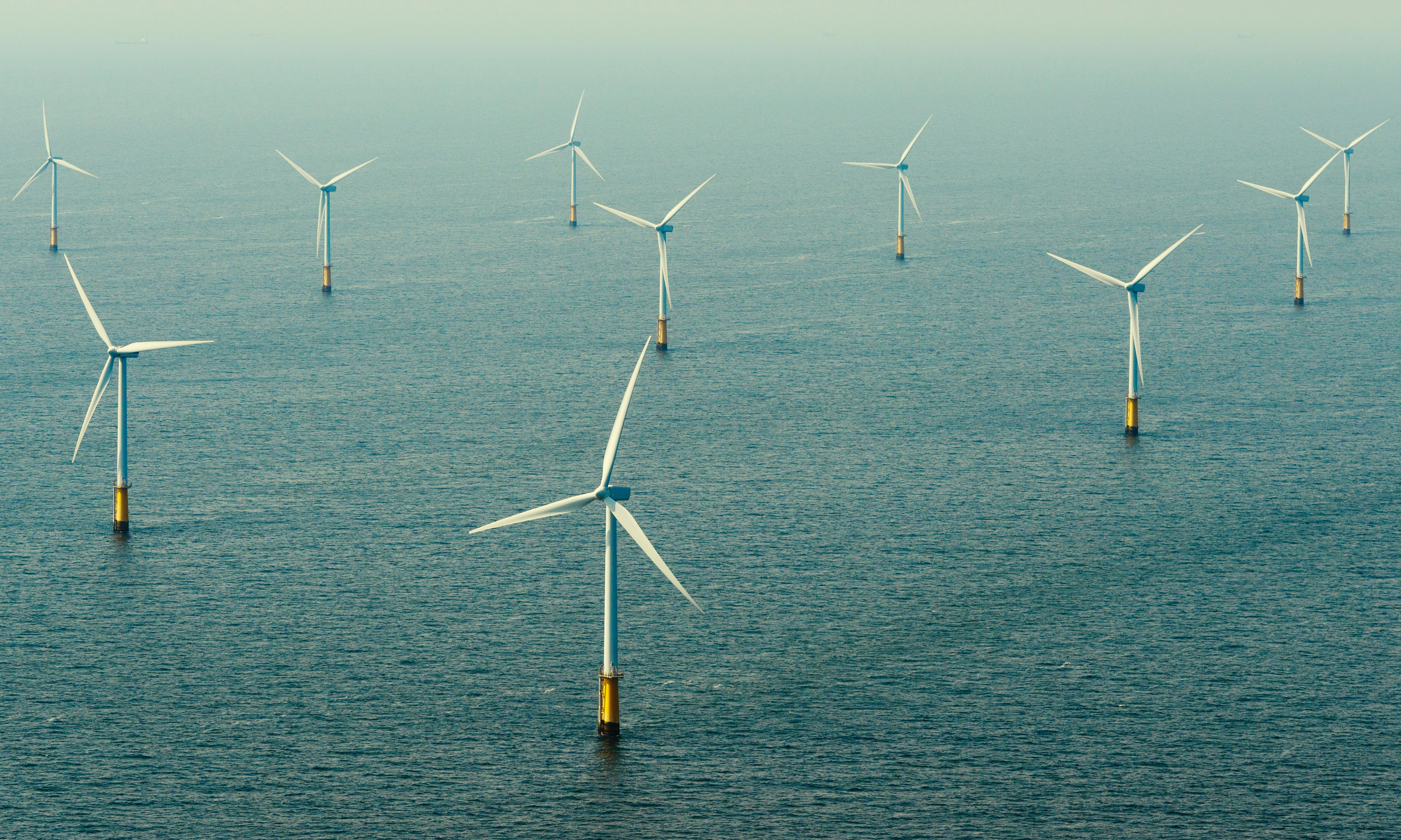 Renewable energy: climate crisis 'may have triggered faster wind speeds'