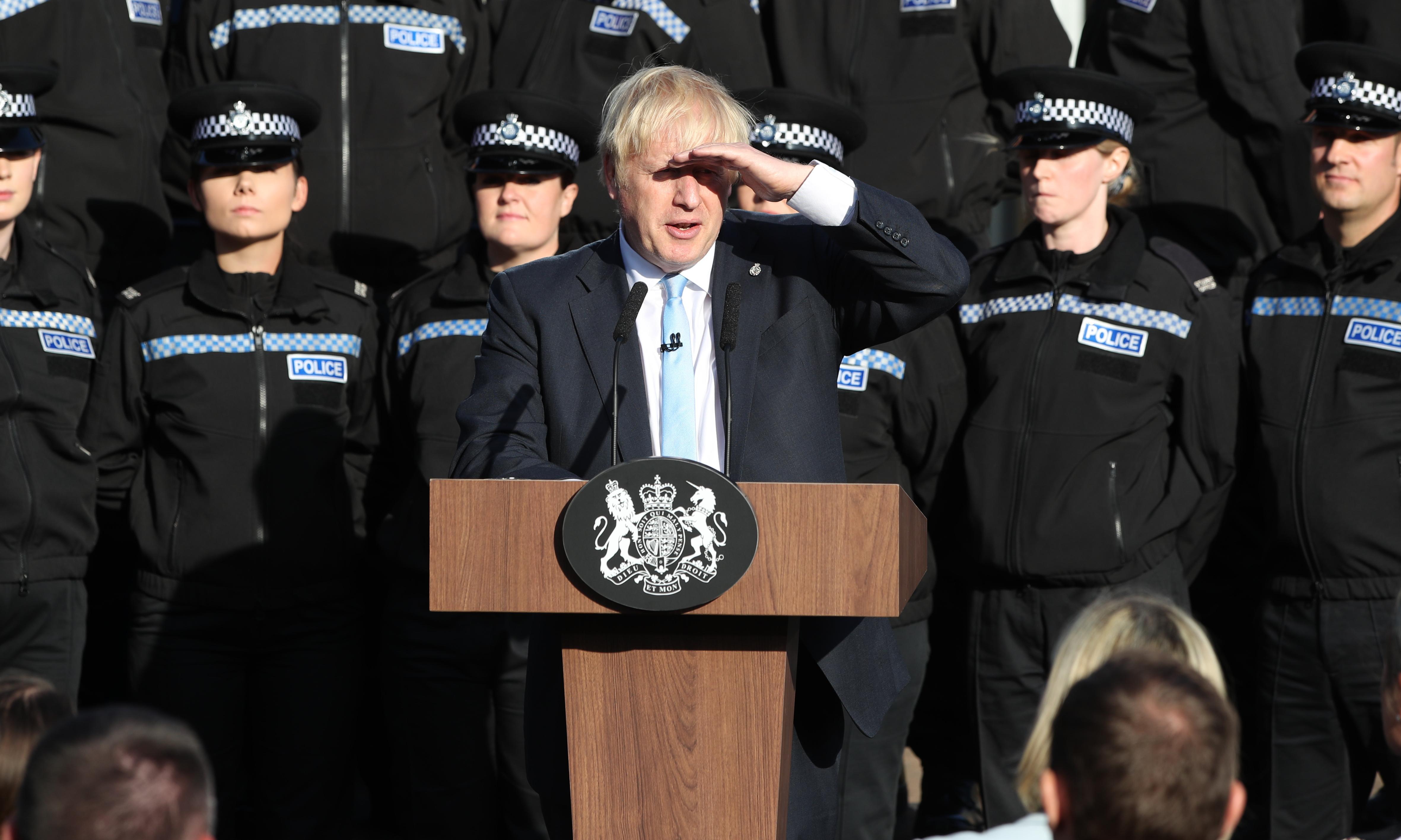 Cressida Dick criticises PM over speech to police recruits
