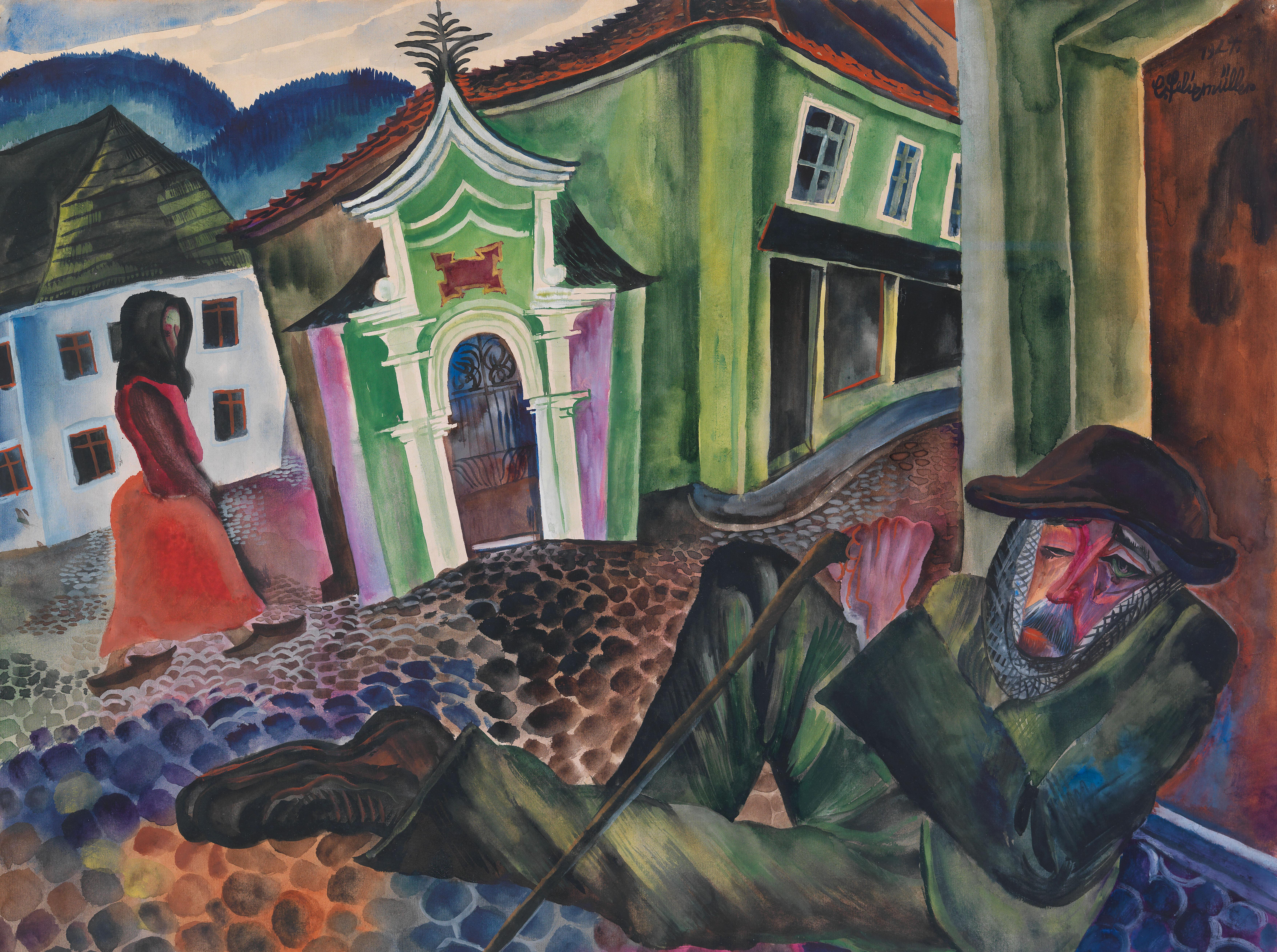 Magic Realism: Art in Weimar Germany 1919-33 review – sex, death and decadence