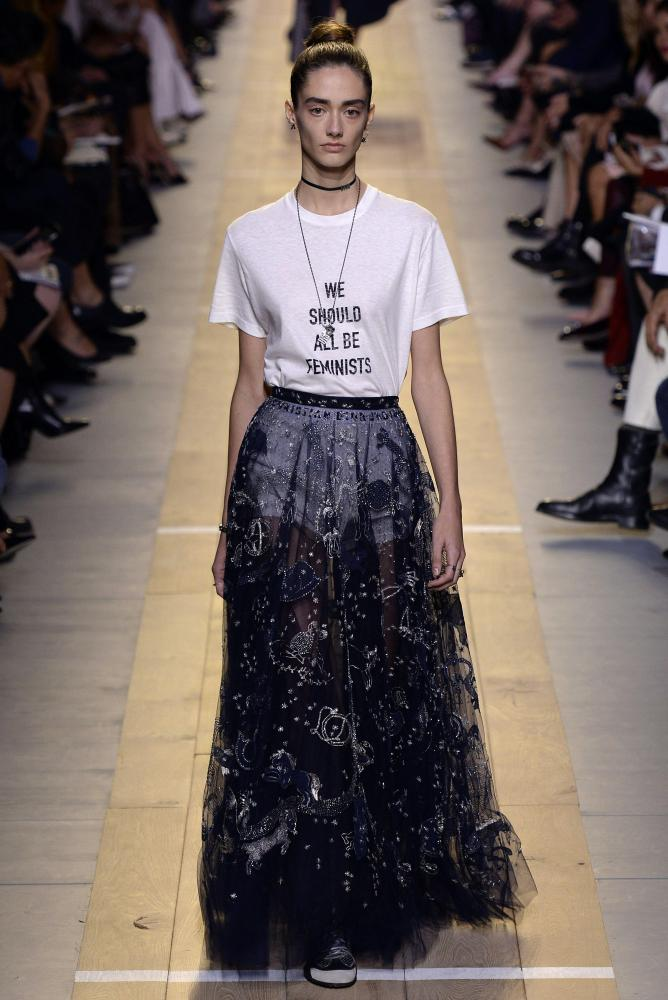 Christian Dior, SS17, Paris fashion week, September 2016