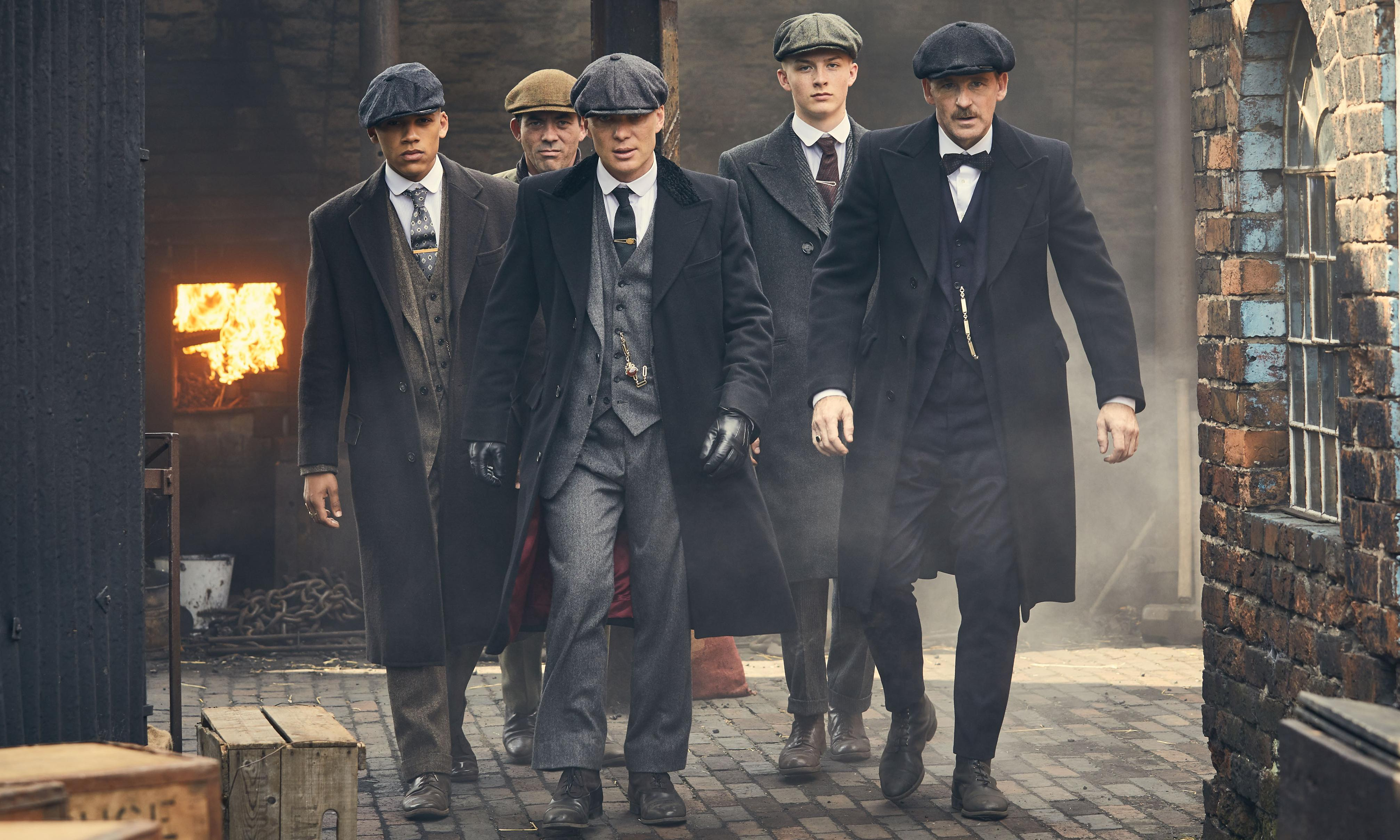 Peaky Blinders fever: from David Beckham-backed clothing to a two-day festival