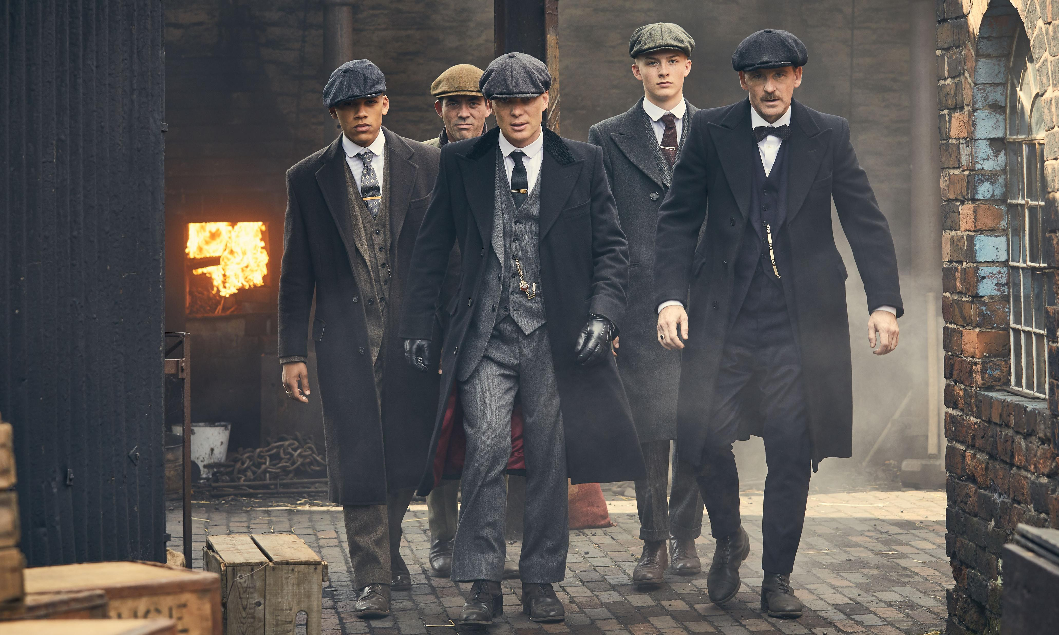 The Peaky Blinders cult is another sign of our discontented times