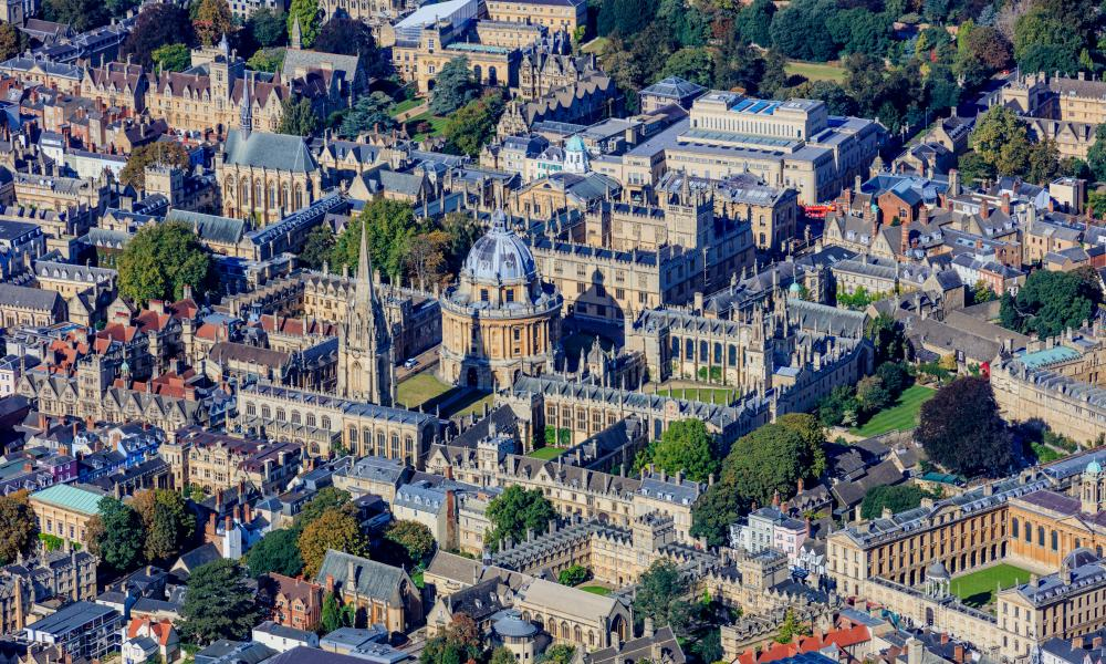 Oxford once again tops list of uk s least affordable for Cheapest places to live in colorado