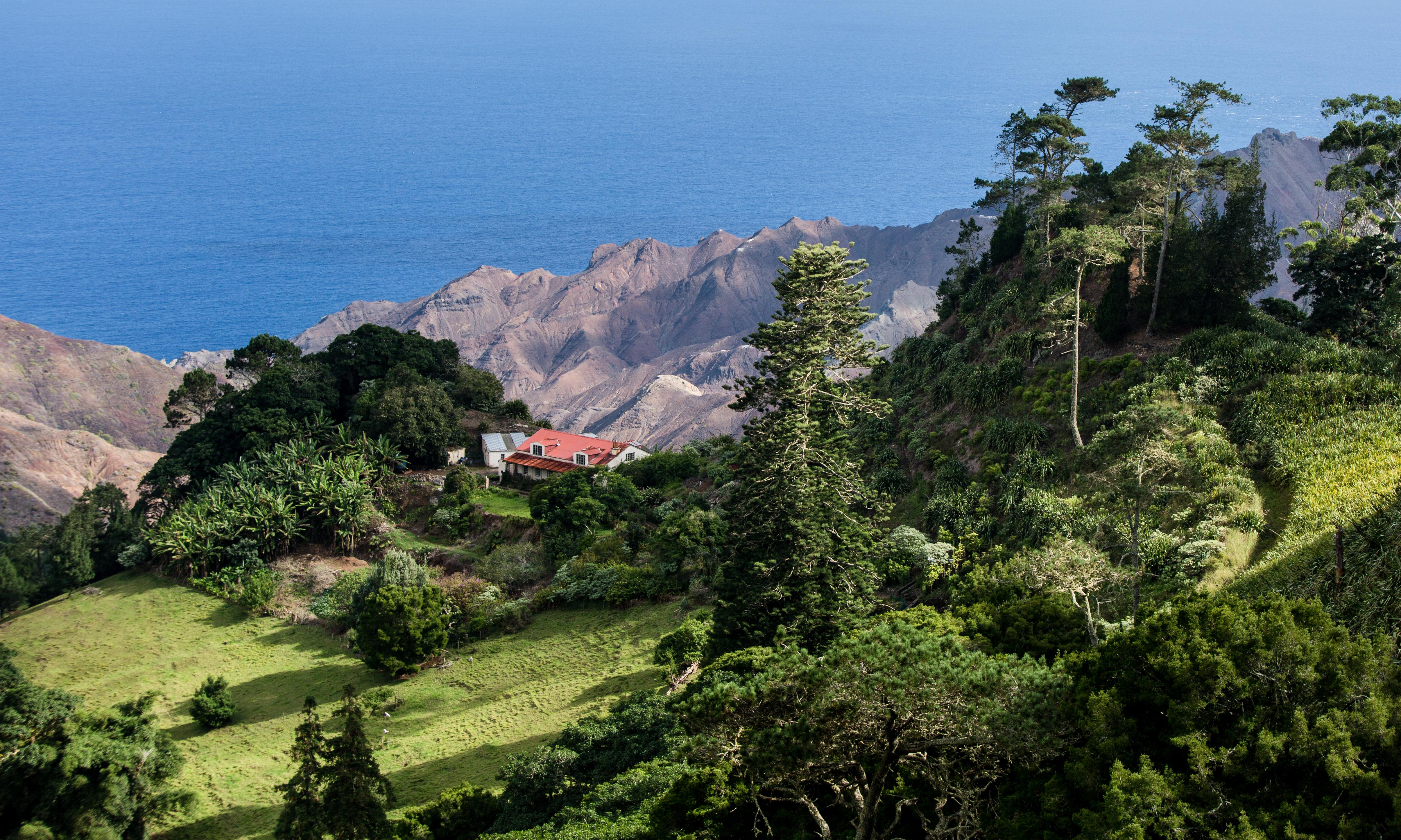 Voyage of discovery to St Helena