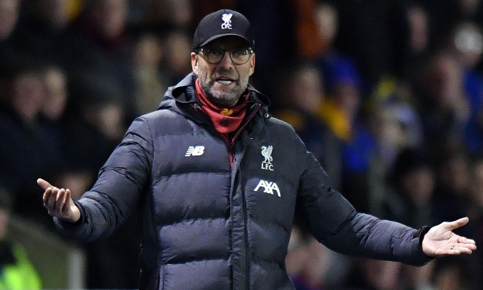 Jürgen Klopp to field Liverpool youngsters in Shrewsbury replay