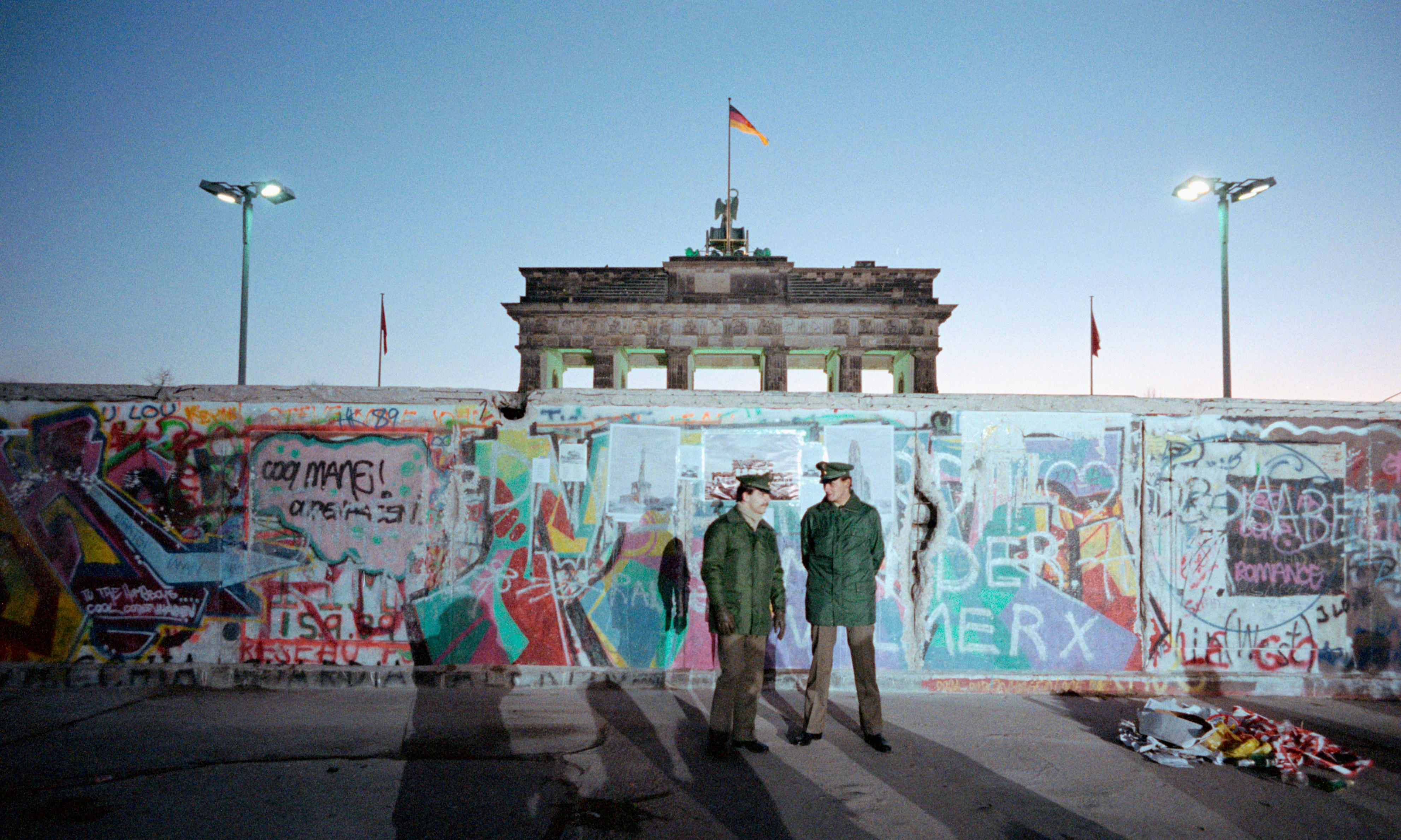 'I was sleeping when the Wall fell': Berlin stories, 30 years on