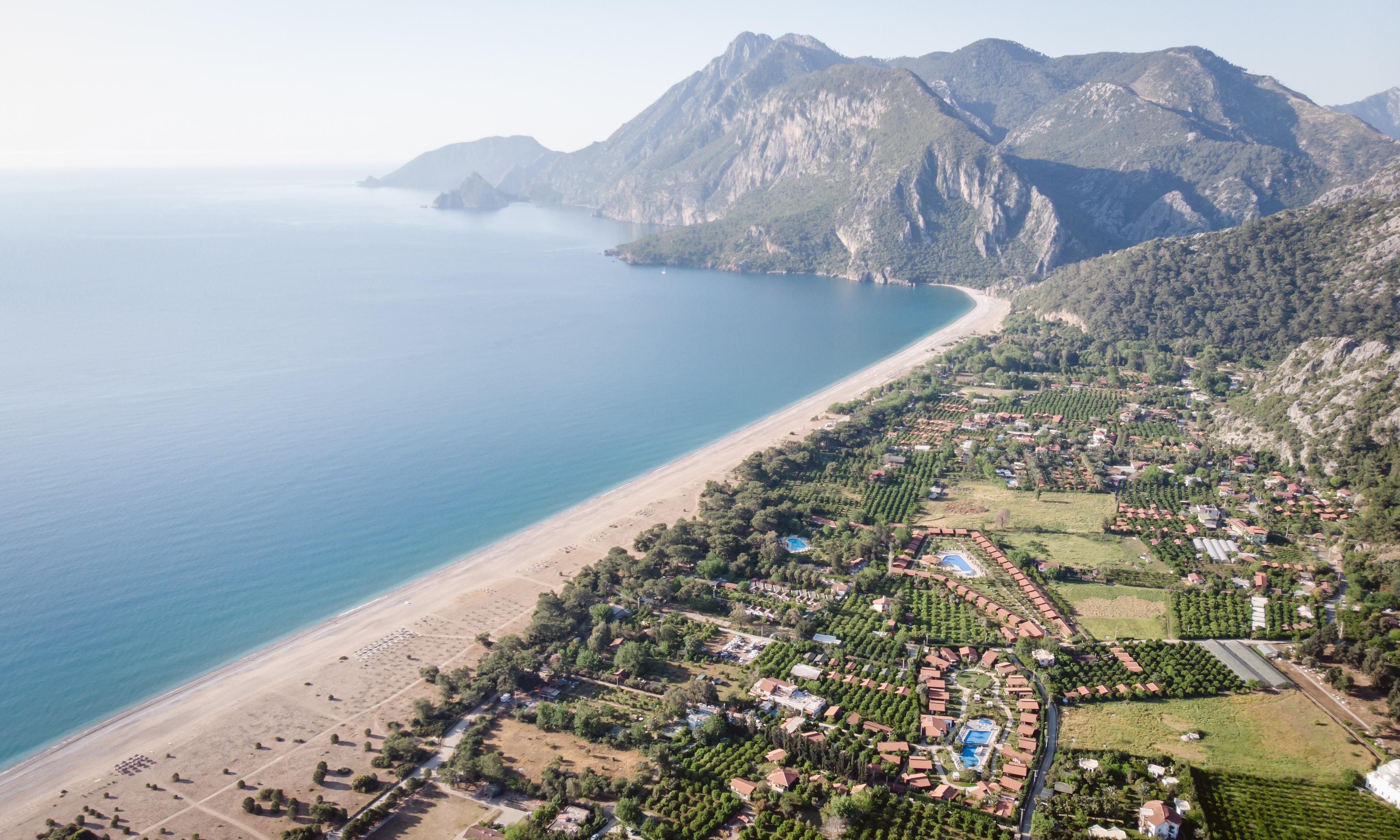 An old flame: a return trip to the beaches and mountains of Çıralı, Turkey