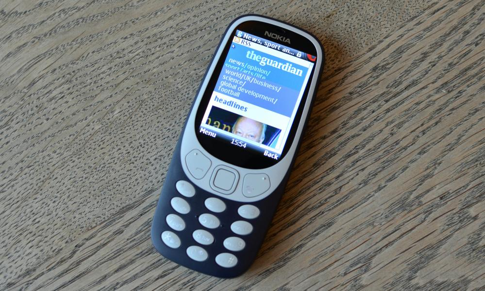 nokia 3310 Rezension