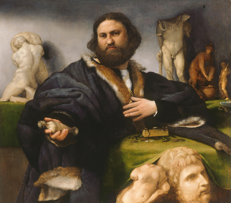 Lorenzo Lotto Portraits review – singular psychological genius