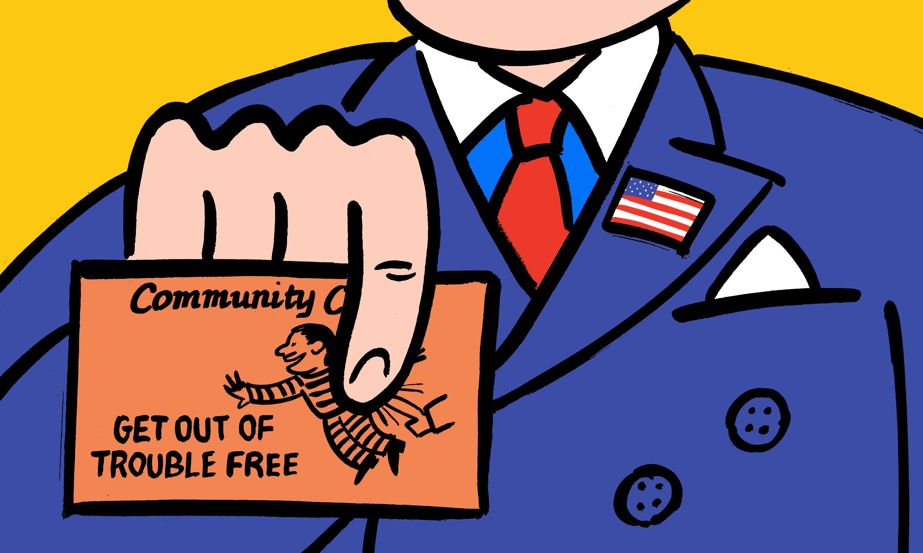 America's new aristocracy lives in an accountability-free zone