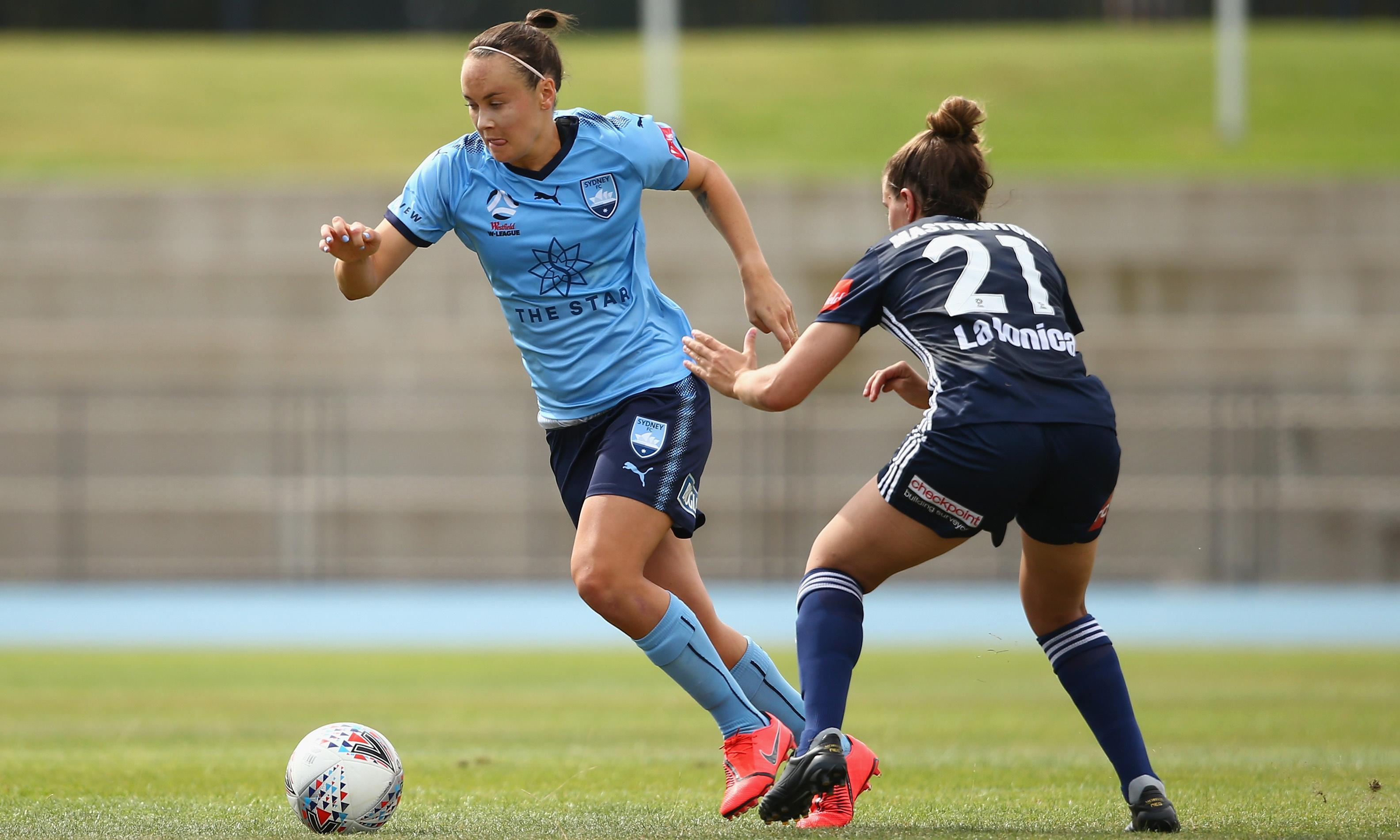 W-League draw finally released with Big Blue highlighting opening round of season