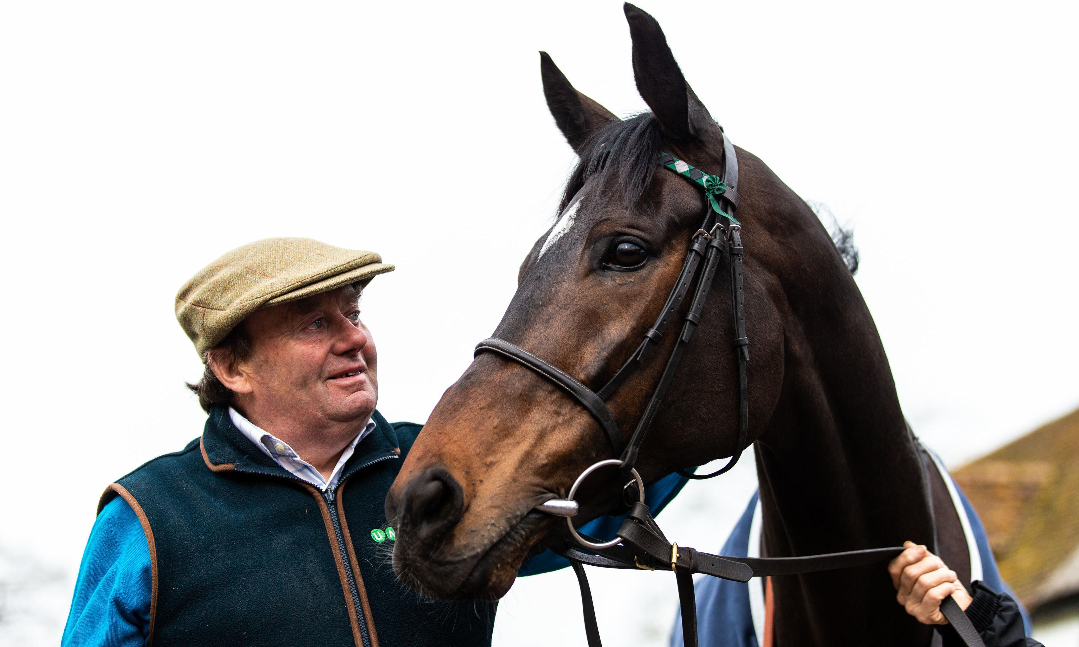 Nicky Henderson out of sync with 'bizarre preparation' for Cheltenham