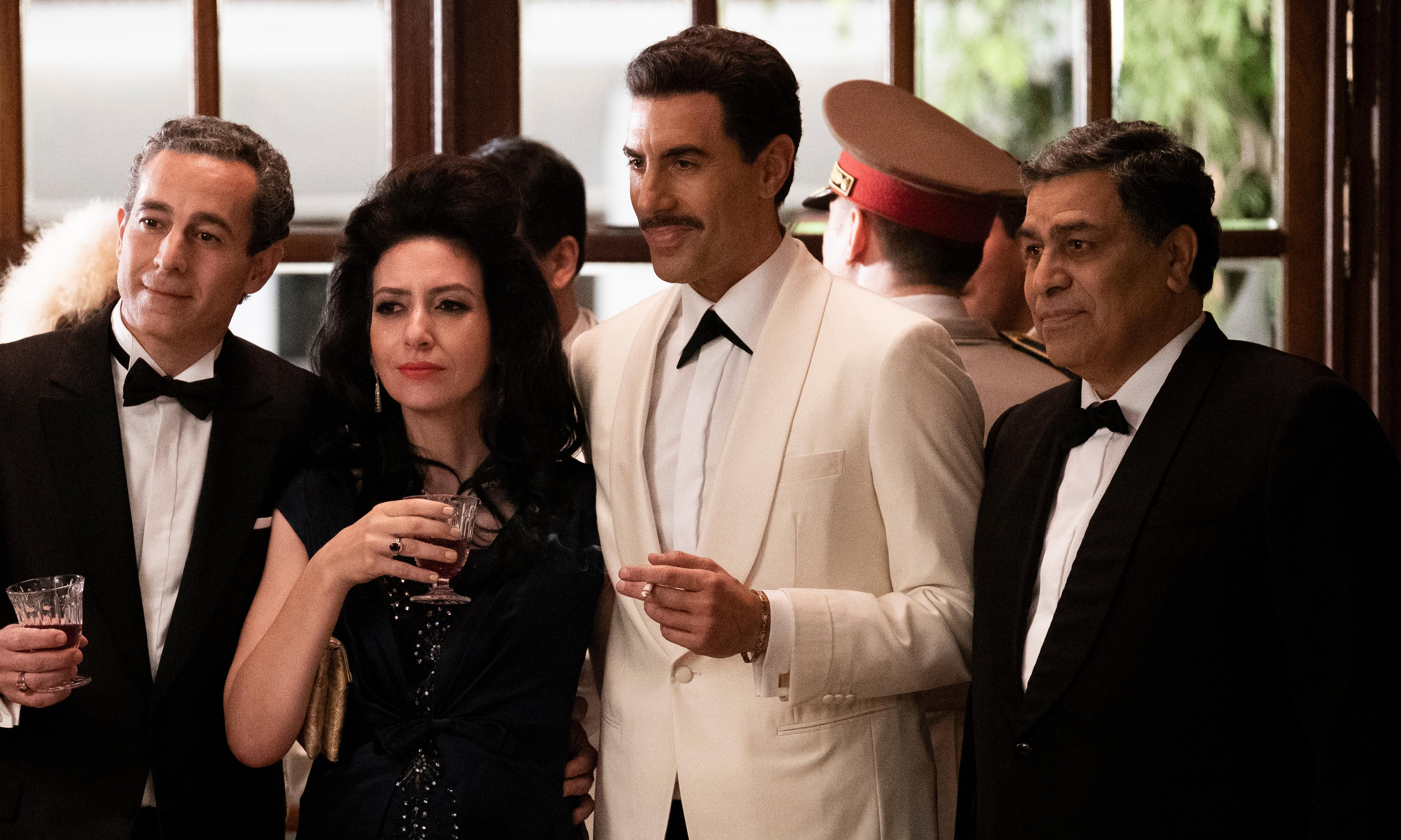 The Spy review – Sacha Baron Cohen goes undercover in middling Mossad drama