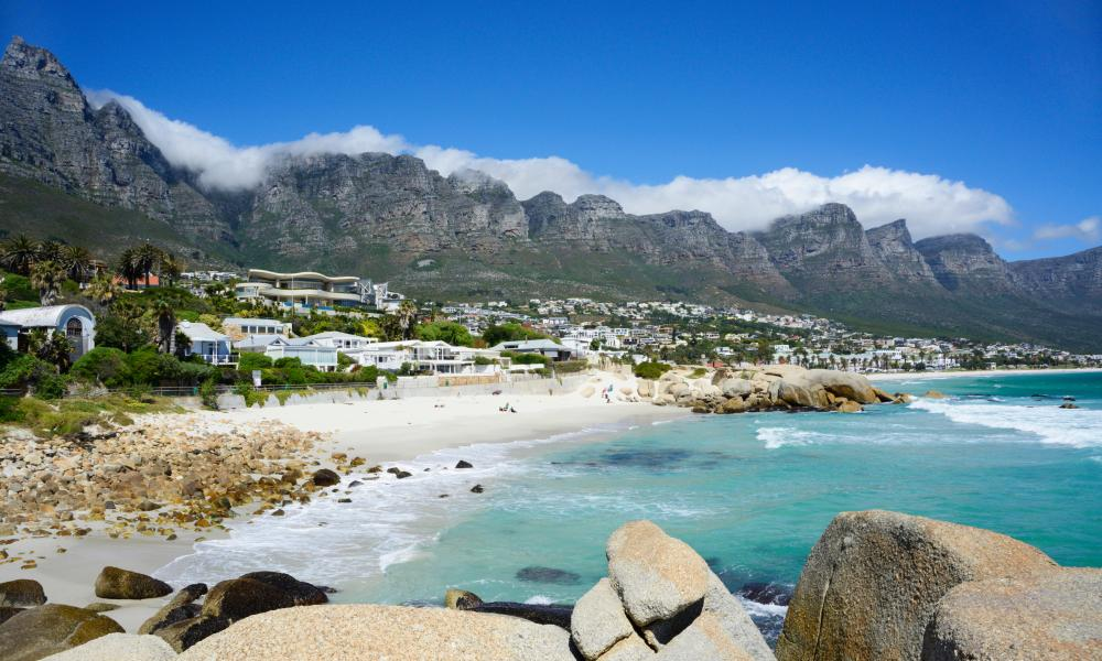 Glen Beach, Camps Bay, Cape Town