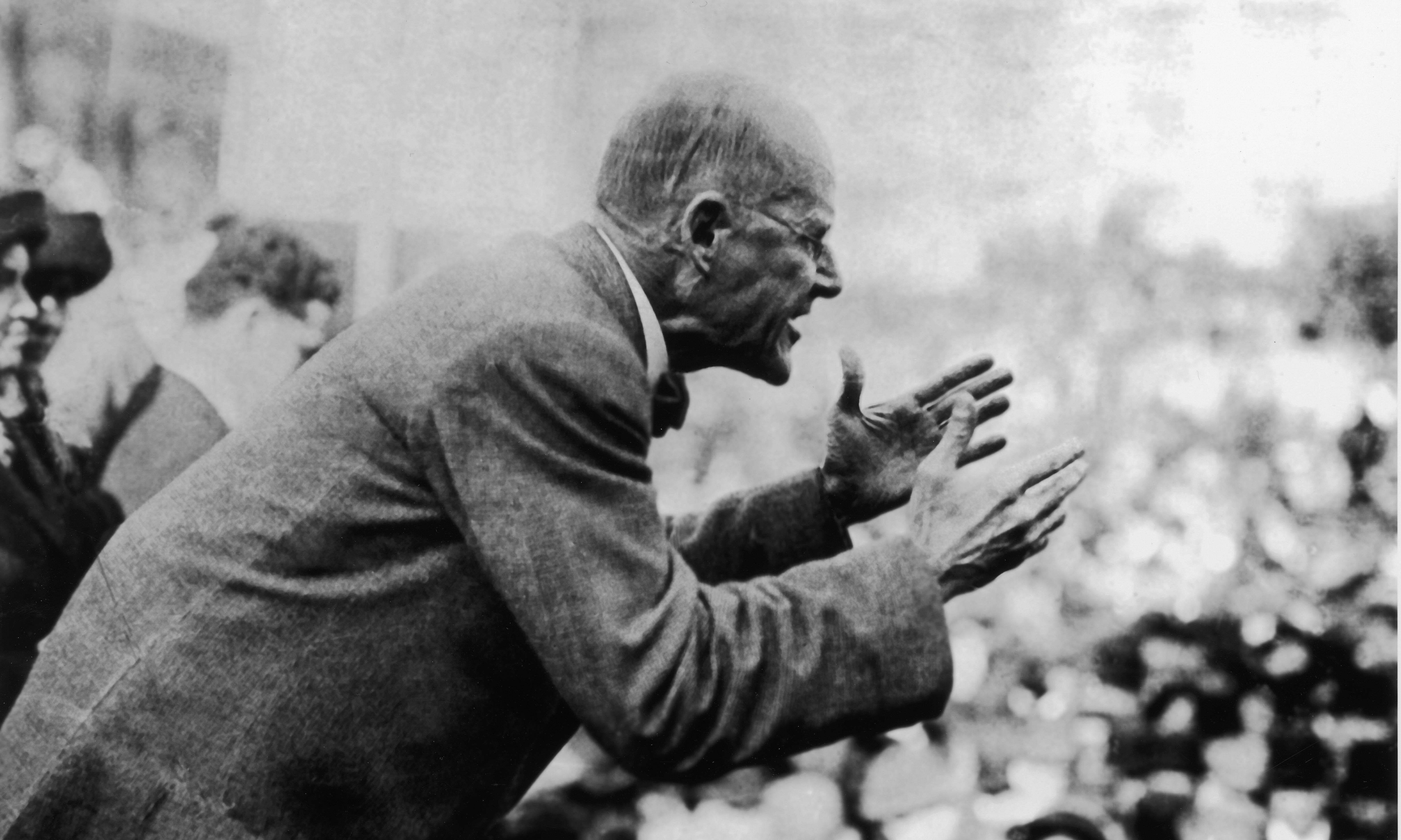 The face of American socialism before Bernie Sanders? Eugene Debs