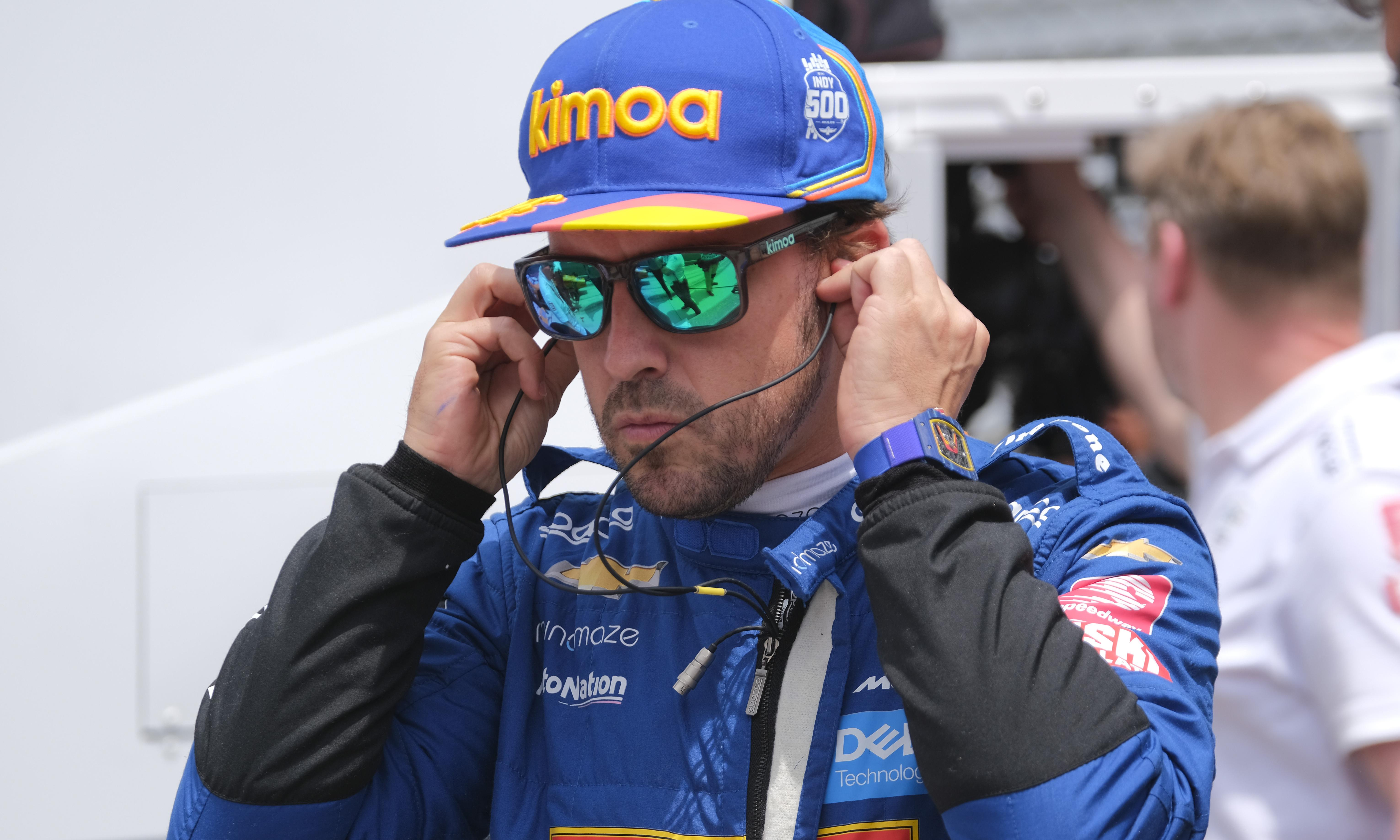 Fernando Alonso rejects McLaren offer to buy him into Indy 500