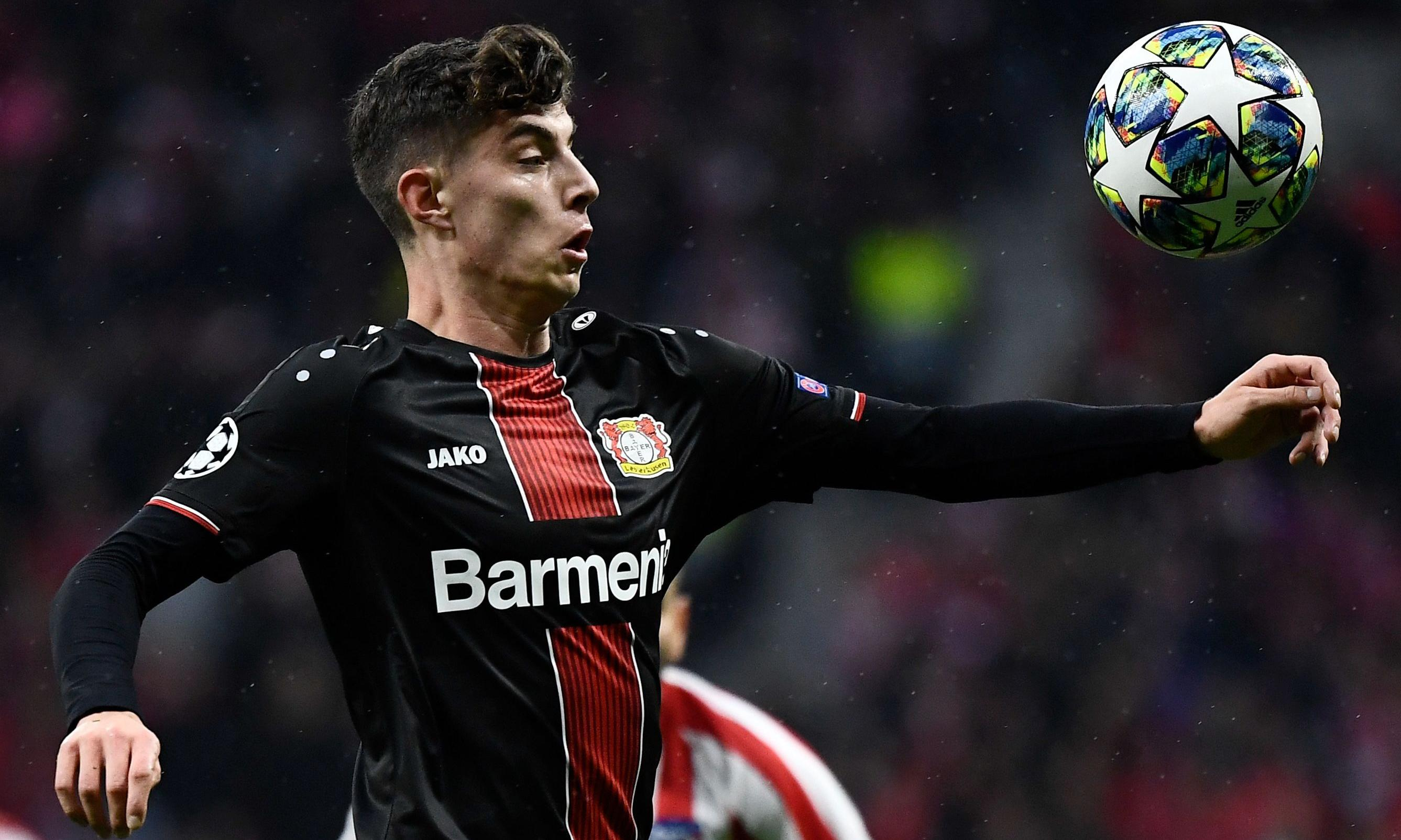 Football transfer rumours: Liverpool to break club record for Kai Havertz?