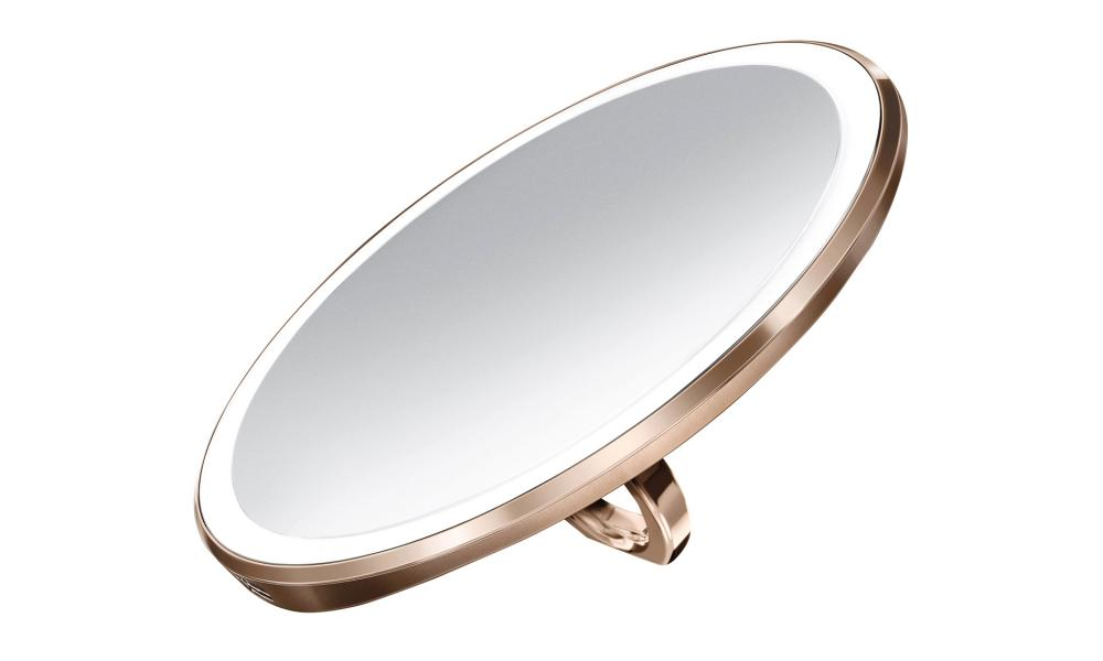 Simplehuman compact mirror, £99.99