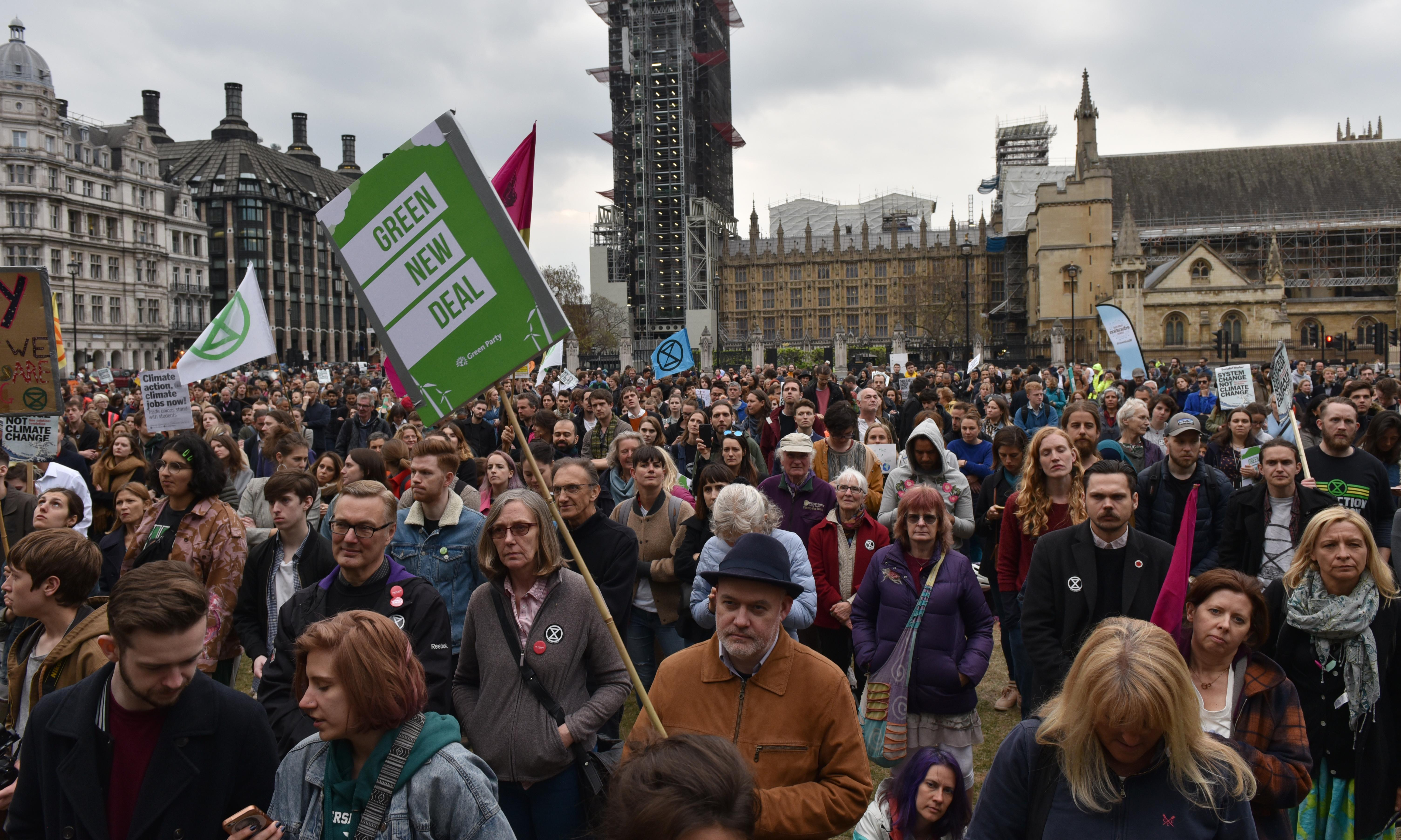 Extinction Rebellion urges ad industry to use its power for good