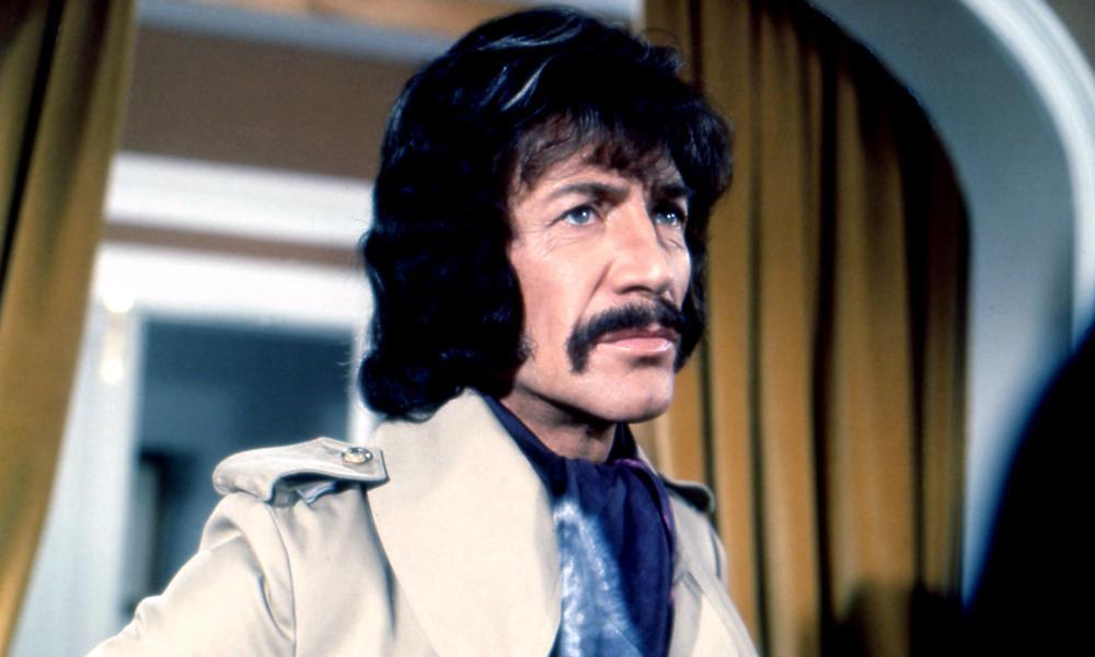 Peter Wyngarde in Departmen S in 1969.