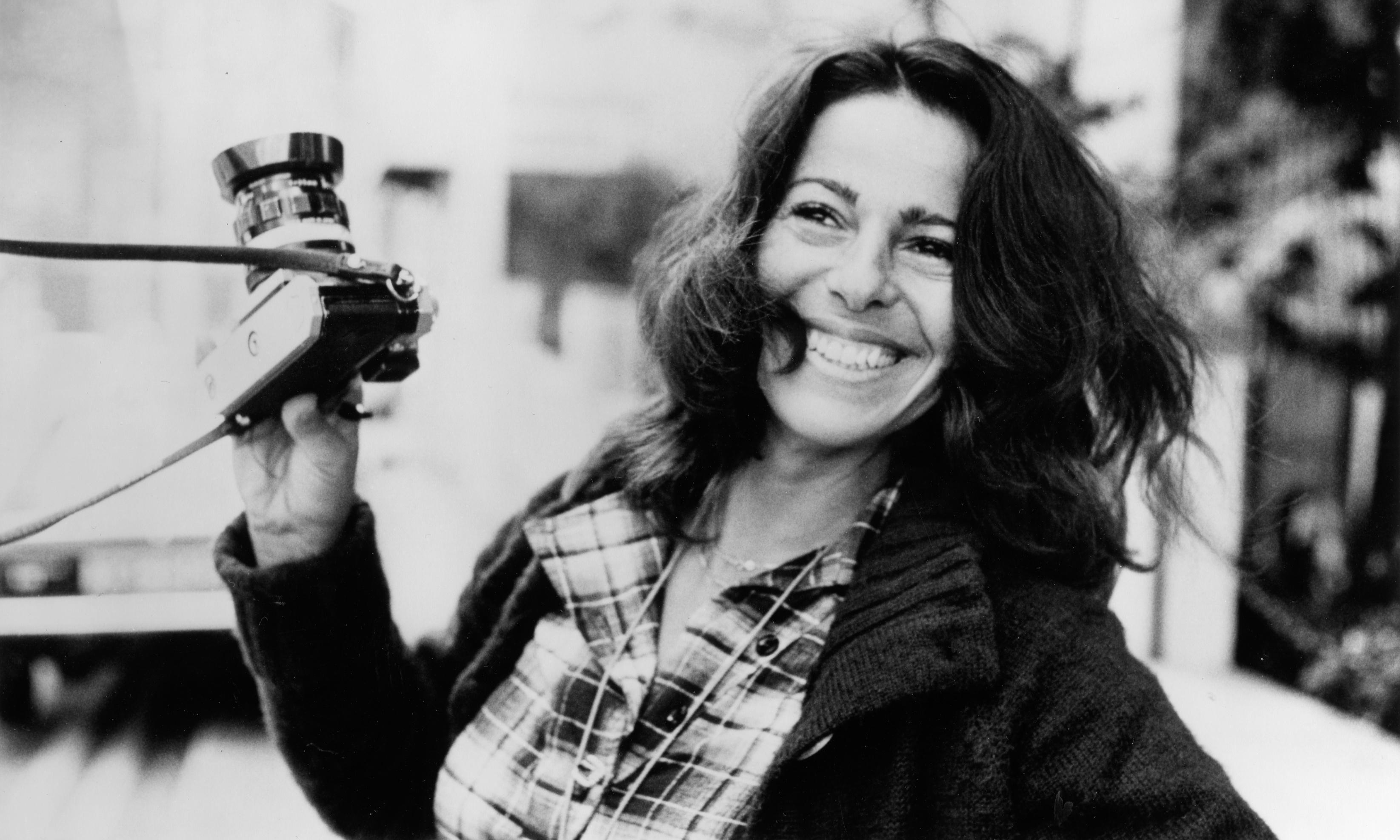 Newspaper photographer Sally Soames dies at 82